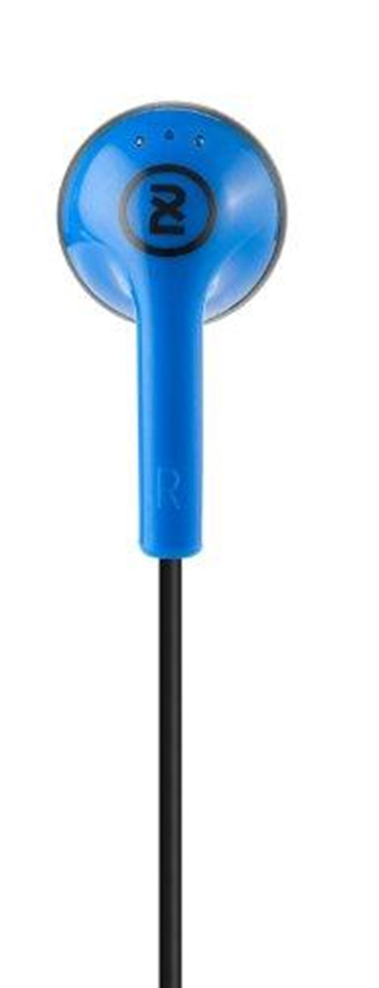 2XL Offset Blue Earphones - 2