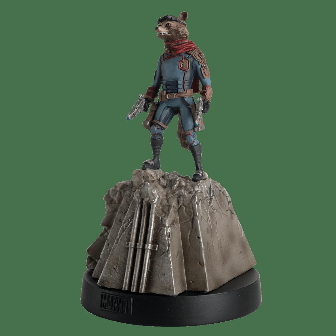 Rocket Figurine: Special Marvel Hero Collector - 2