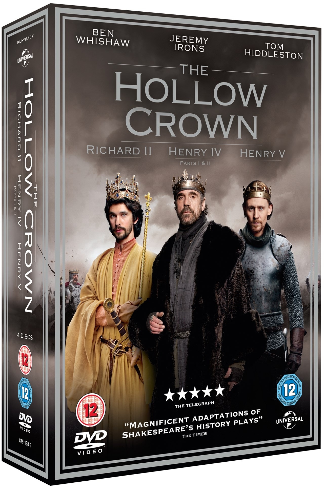 The Hollow Crown: Series 1 - 2