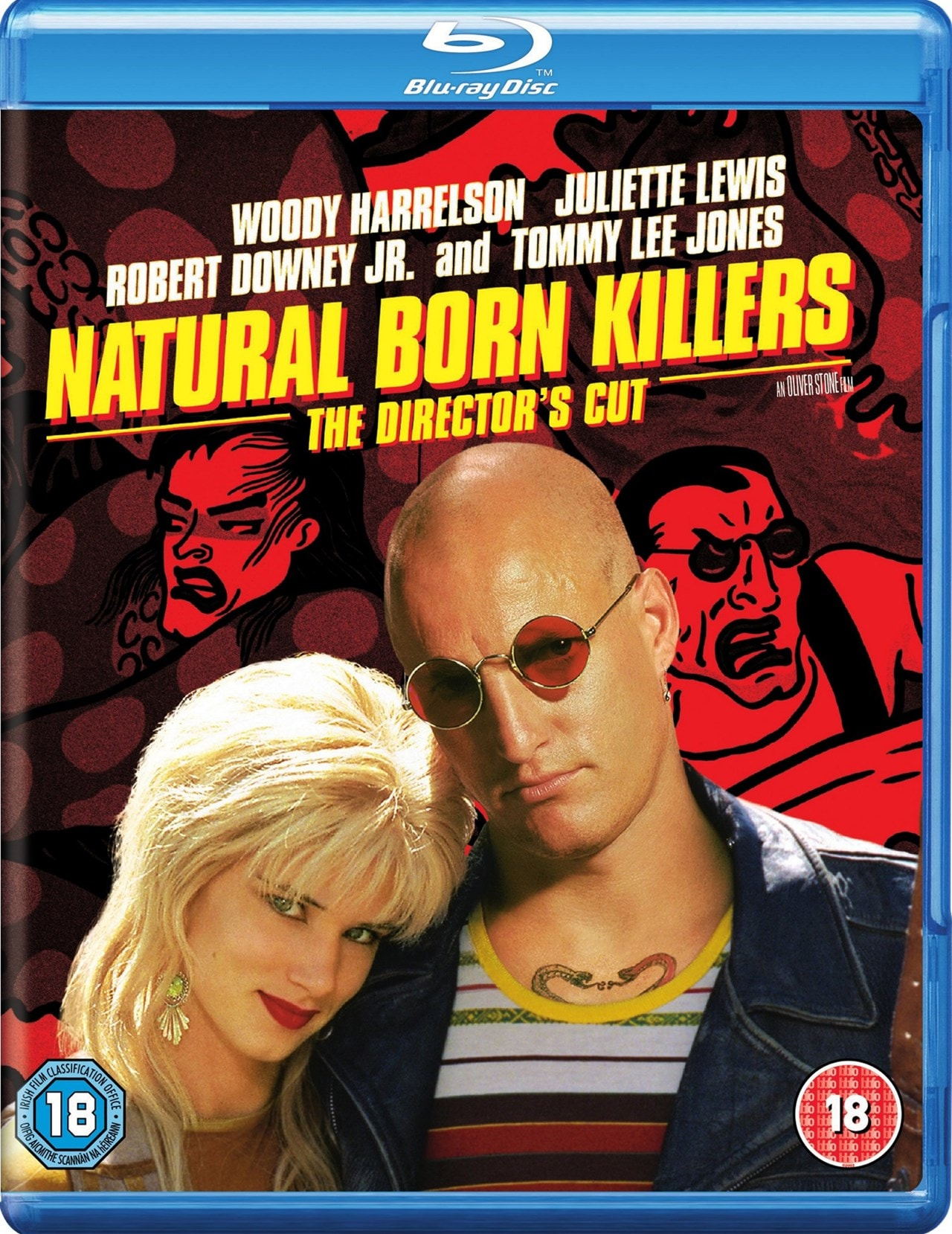 Natural Born Killers: Director's Cut - 1