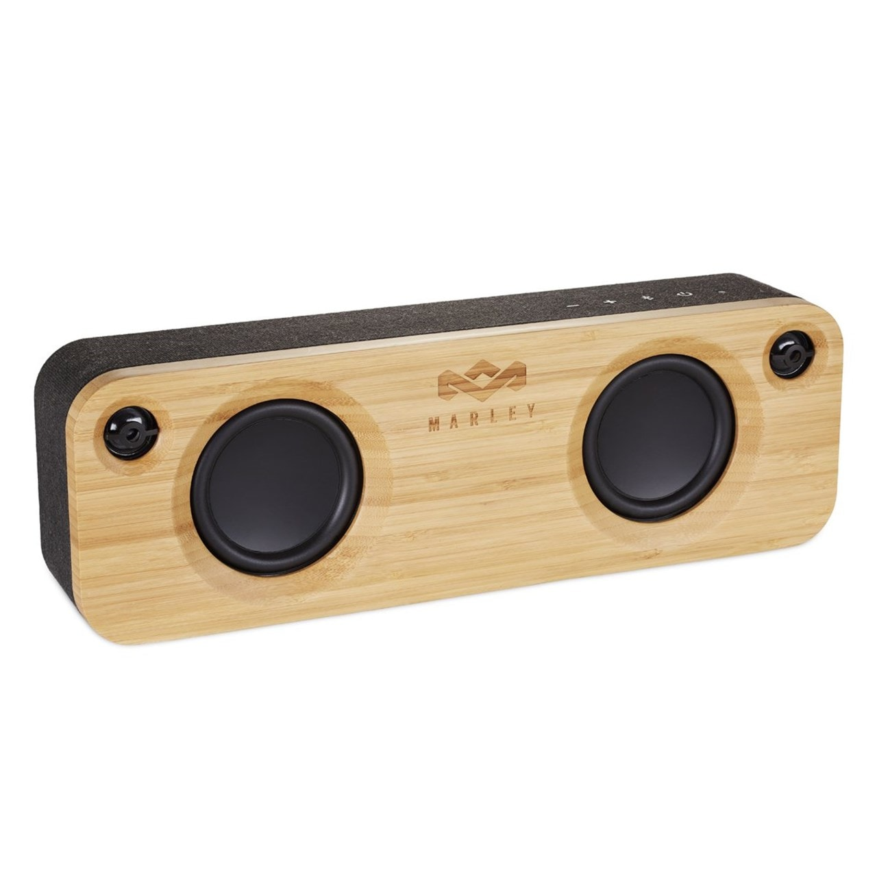 House Of Marley Get Together Signature Black Bluetooth Speaker - 1