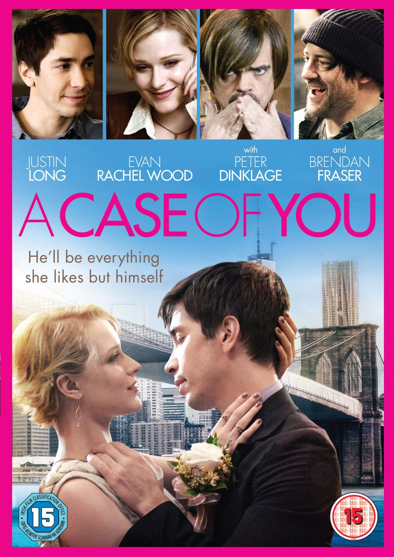 A Case of You - 1