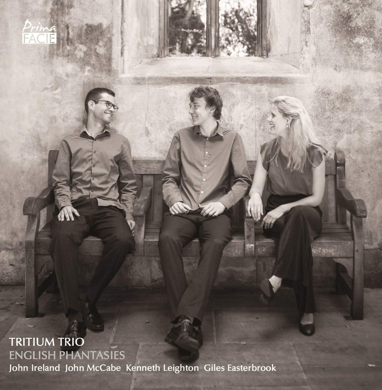 Tritium Trio: English Phantasies - 1