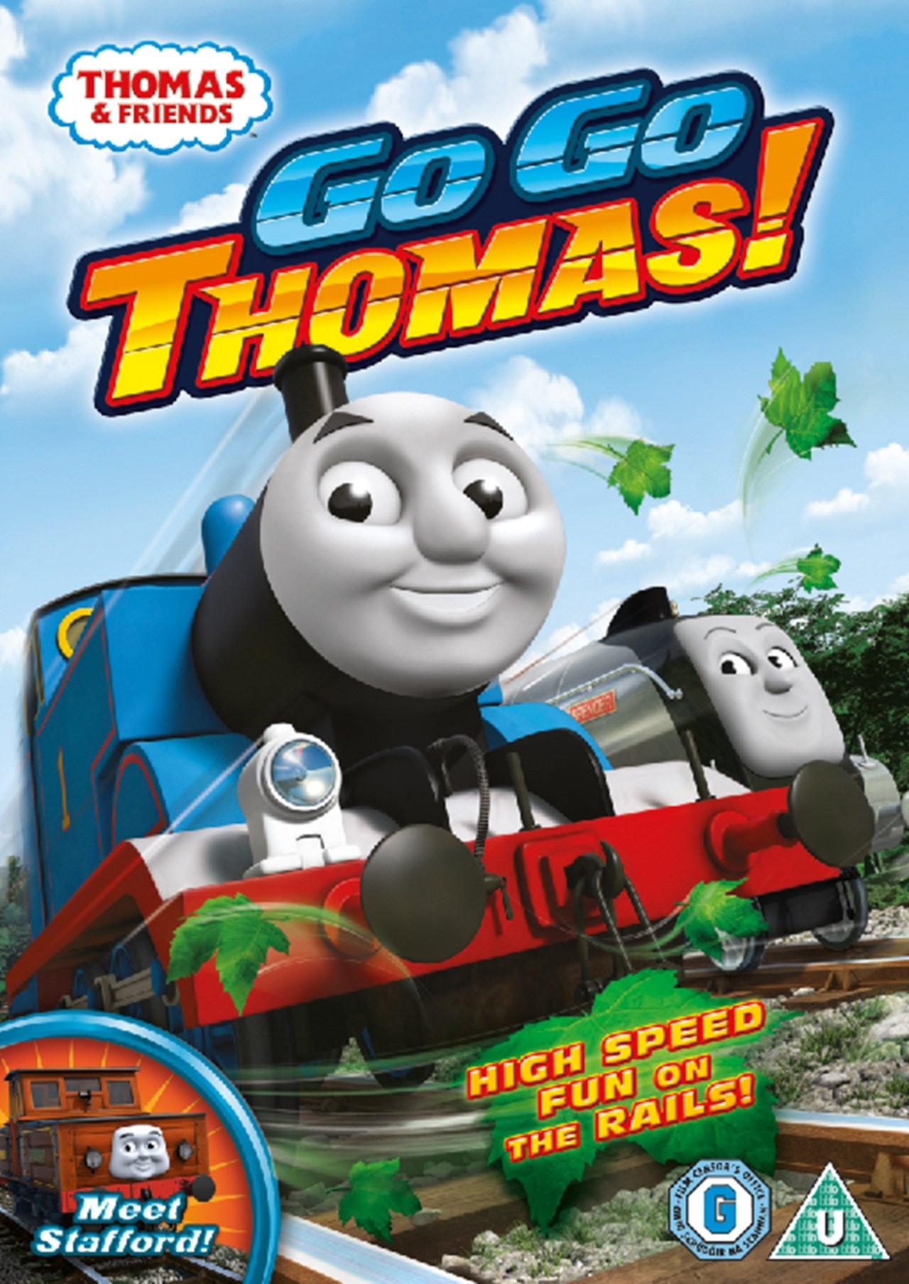 Thomas & Friends: Go Go Thomas - 1