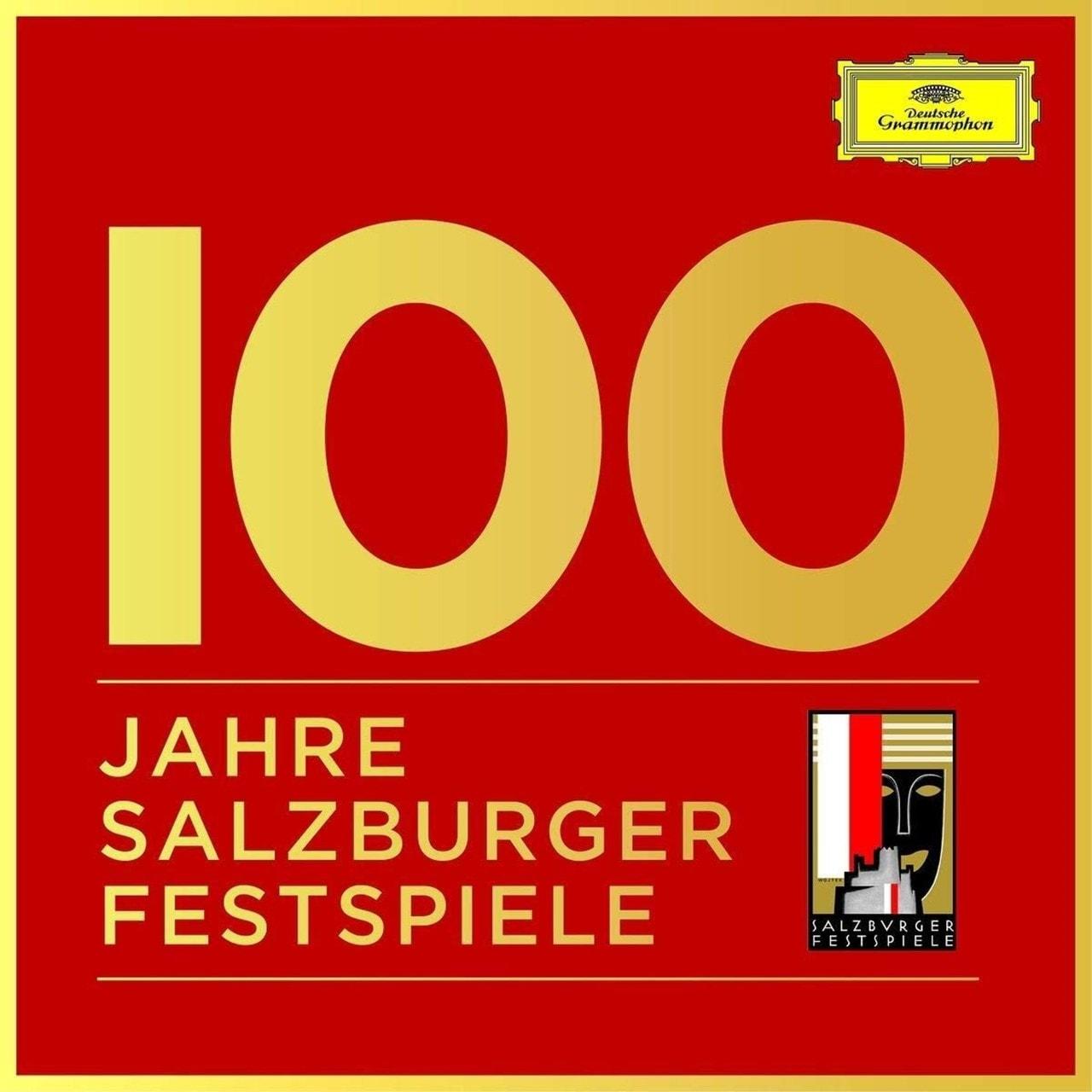 100 Jahre Salzburger Festspiele - 1