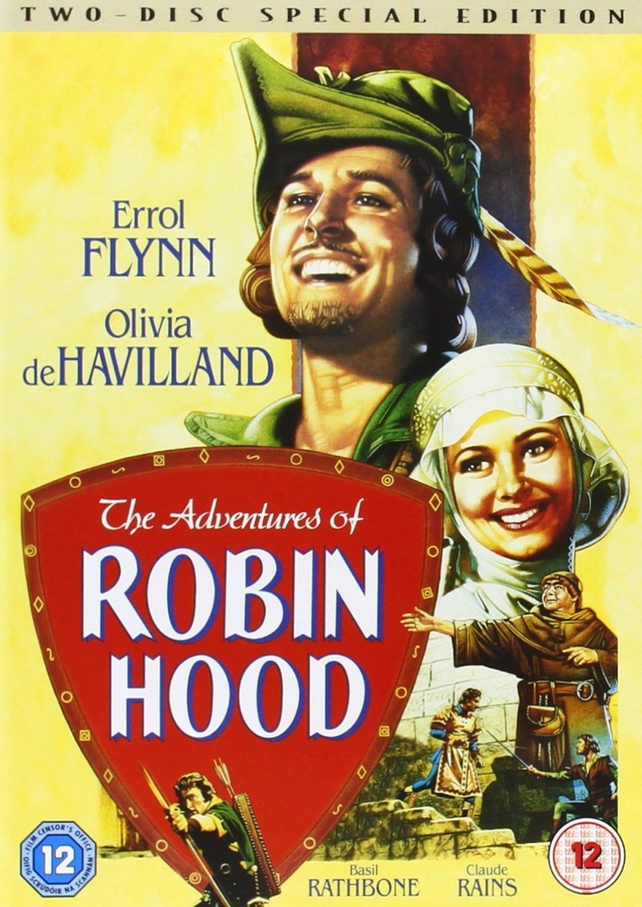 The Adventures of Robin Hood - 1