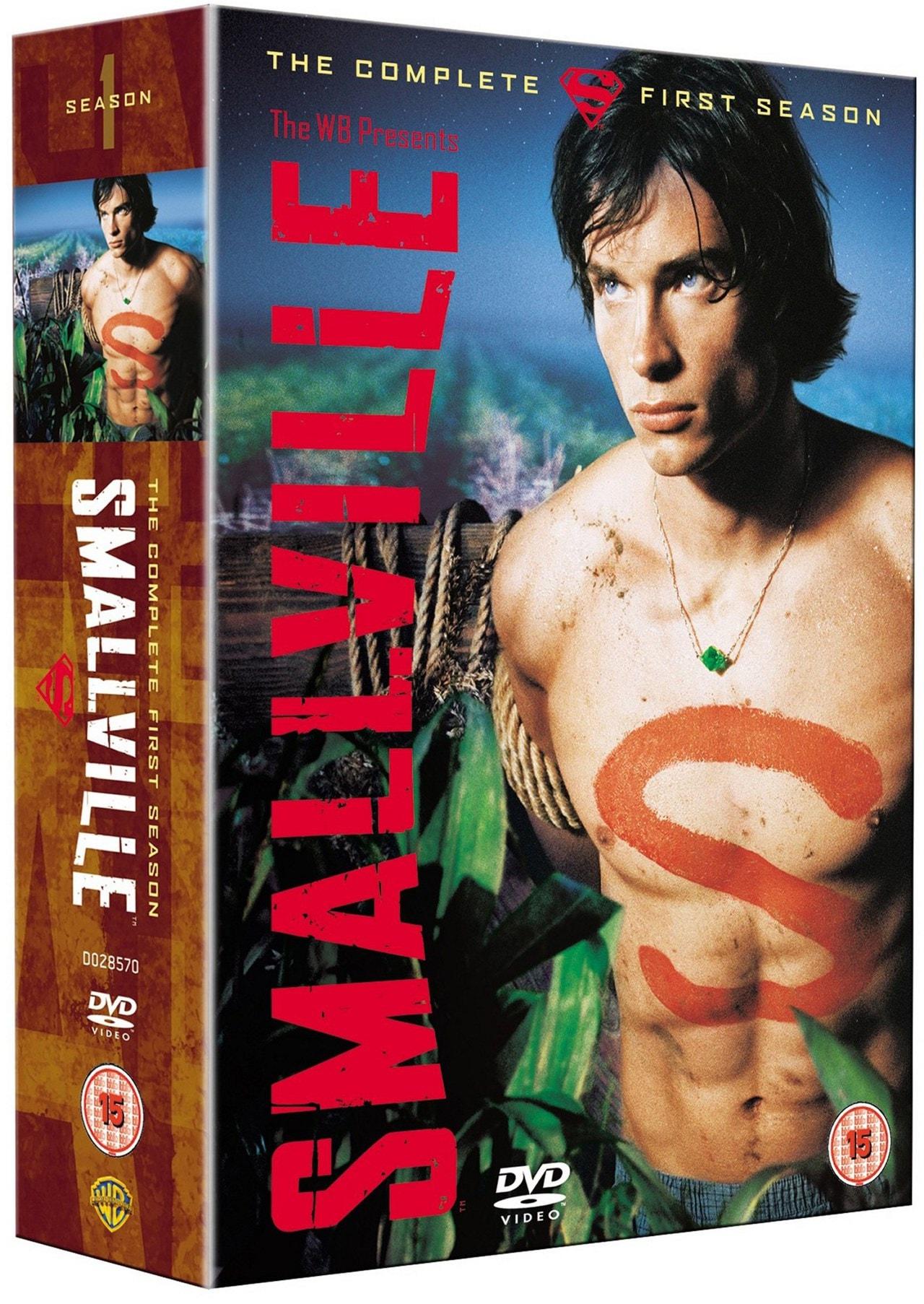 Smallville: The Complete First Season - 2