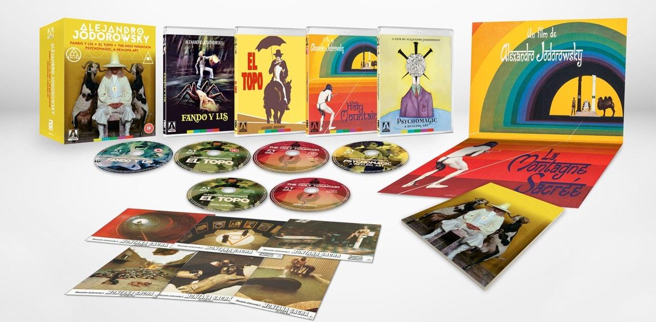 Alejandro Jodorowsky Collection - 4