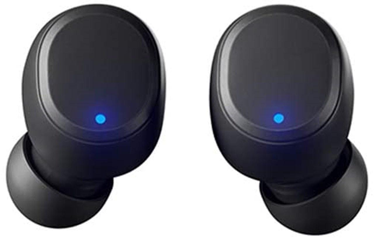 Skullcandy Spoke Black True Wireless Earphones - 1