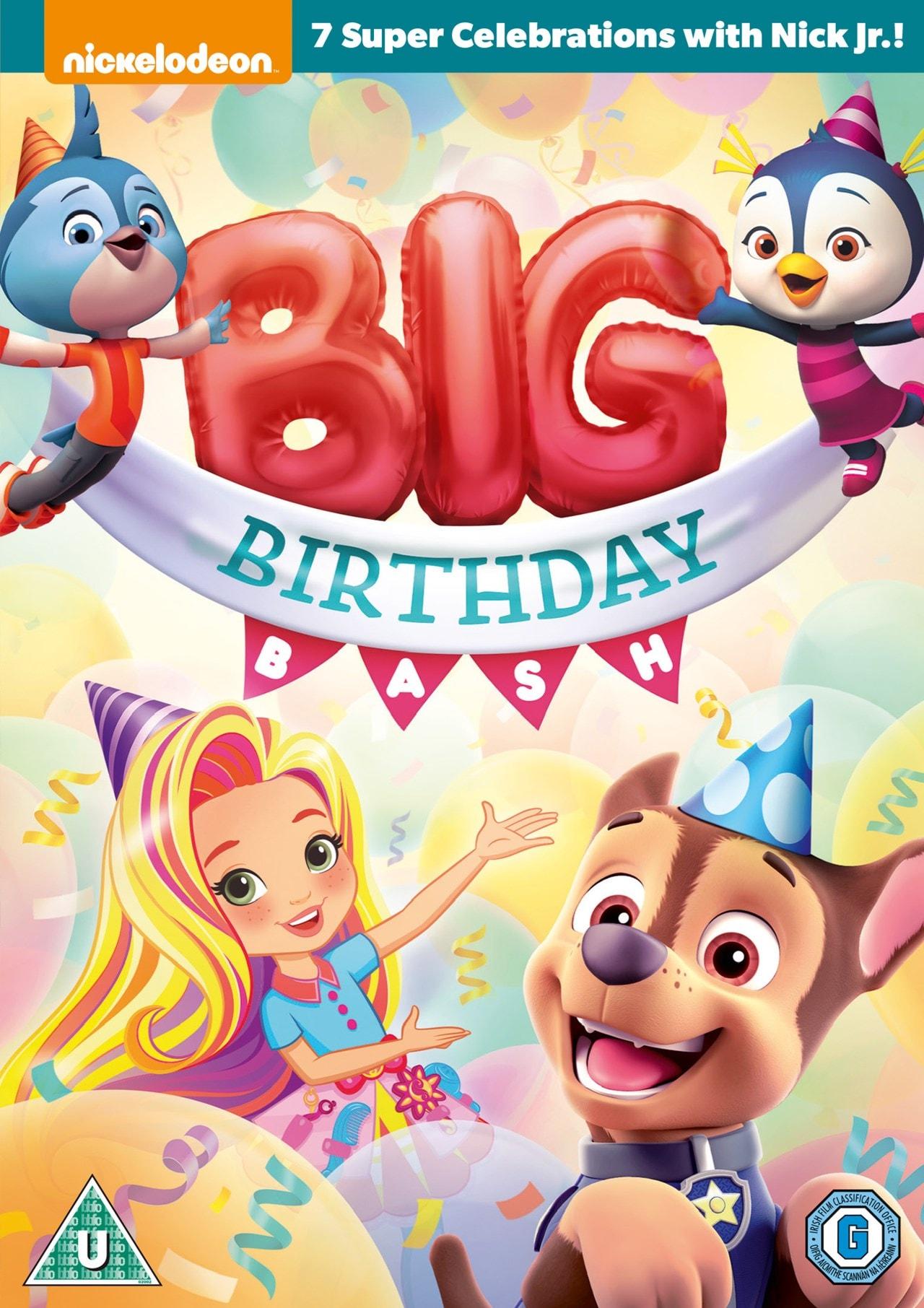 Nick Jr. Big Birthday Bash - 1