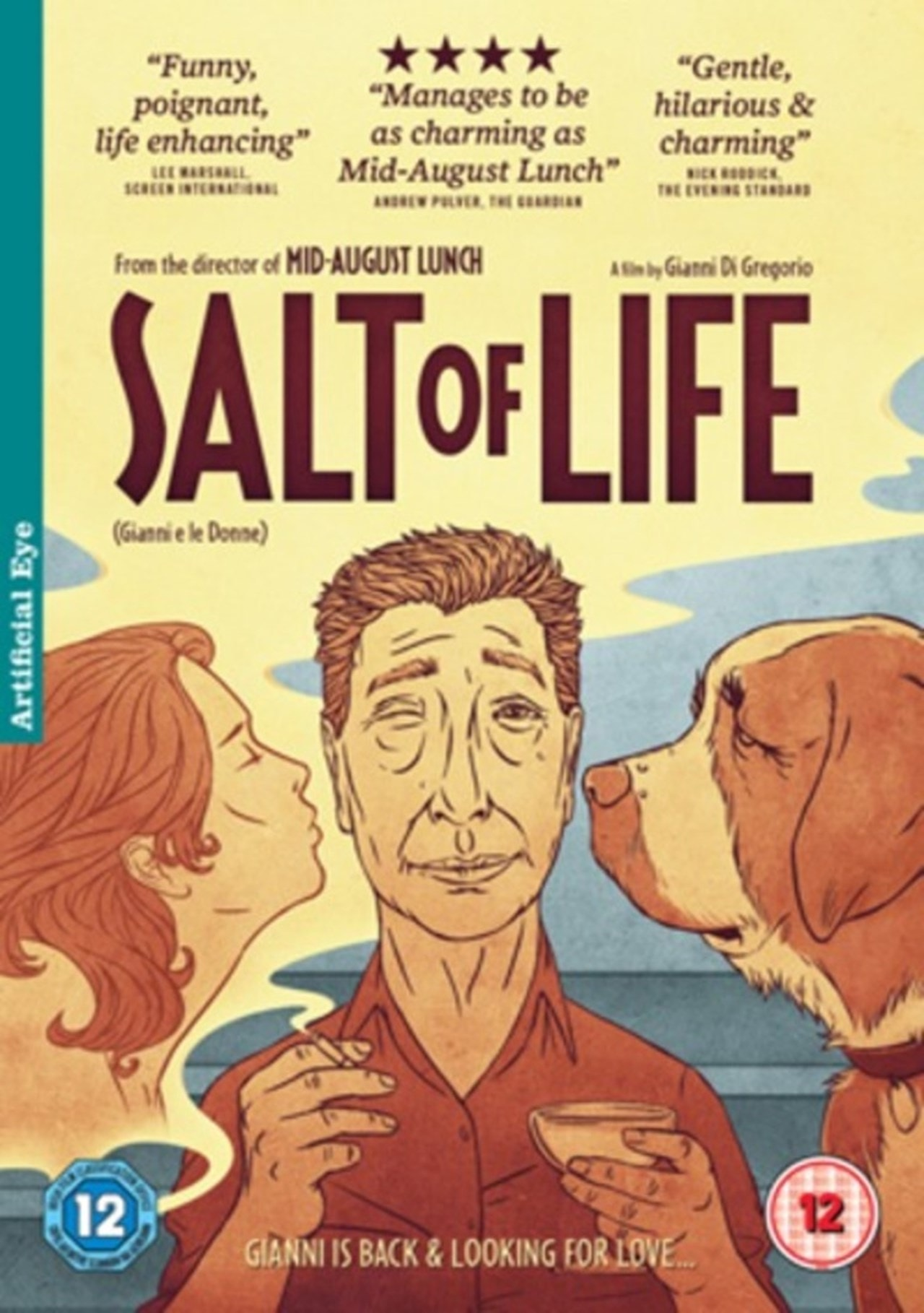 Salt of Life - 1