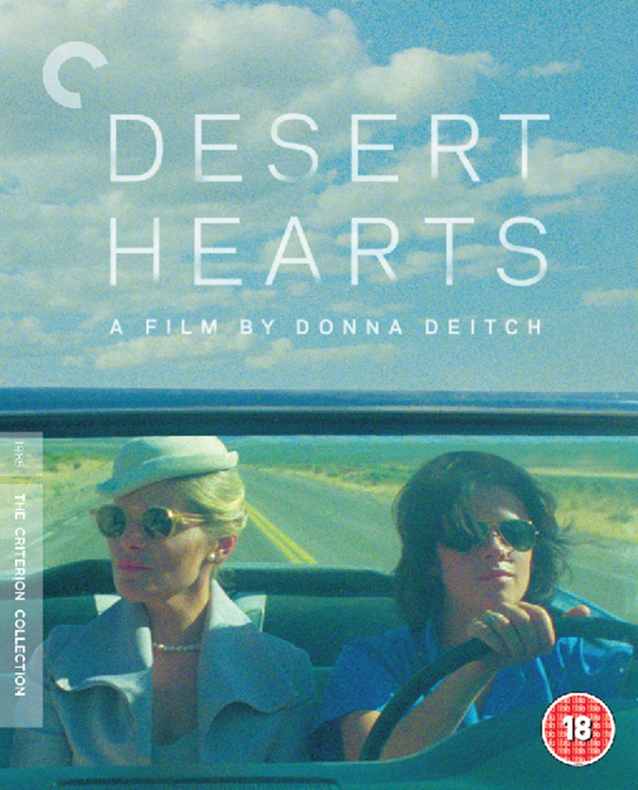 Desert Hearts - The Criterion Collection - 1