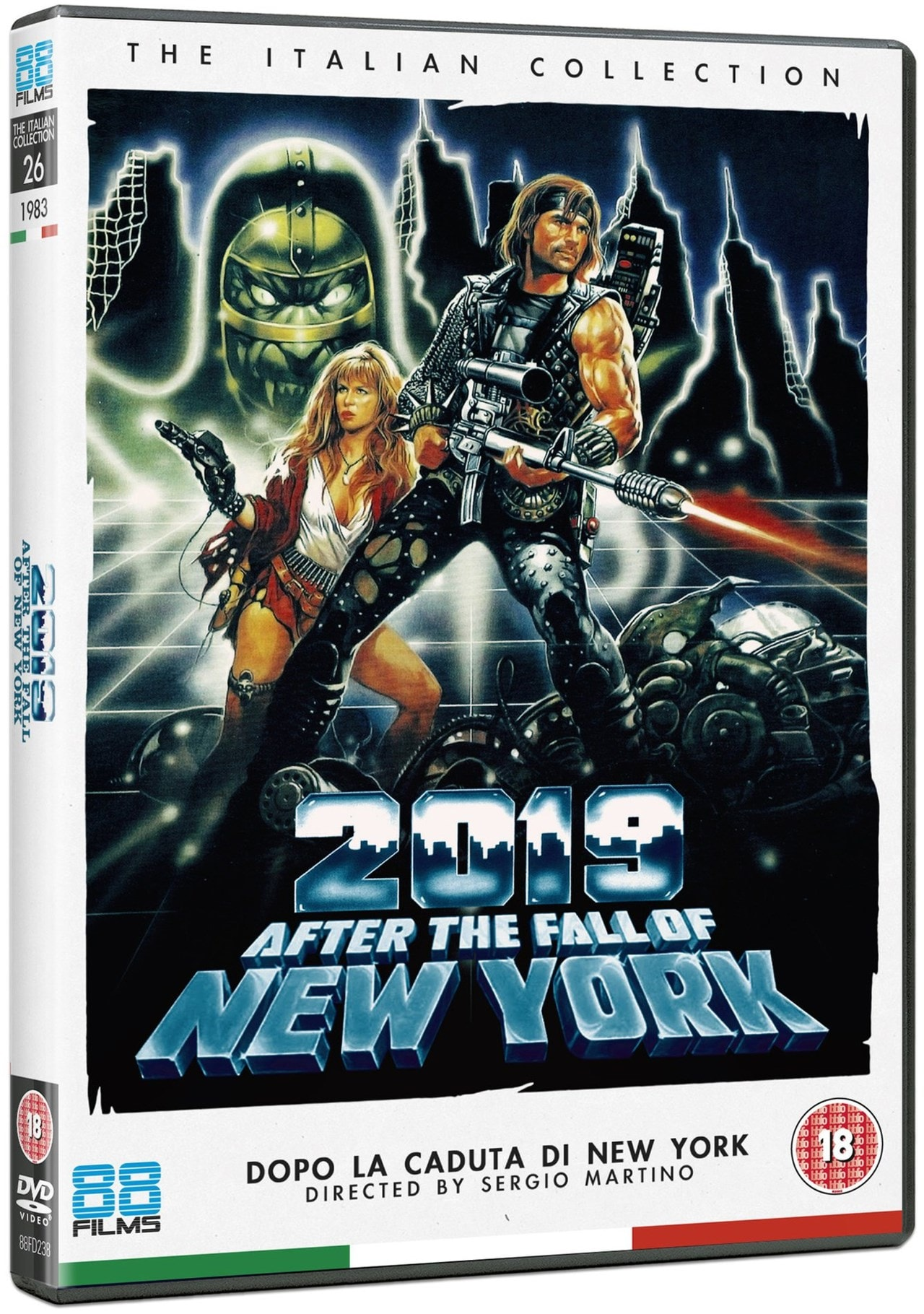 2019 - After the Fall of New York - 2