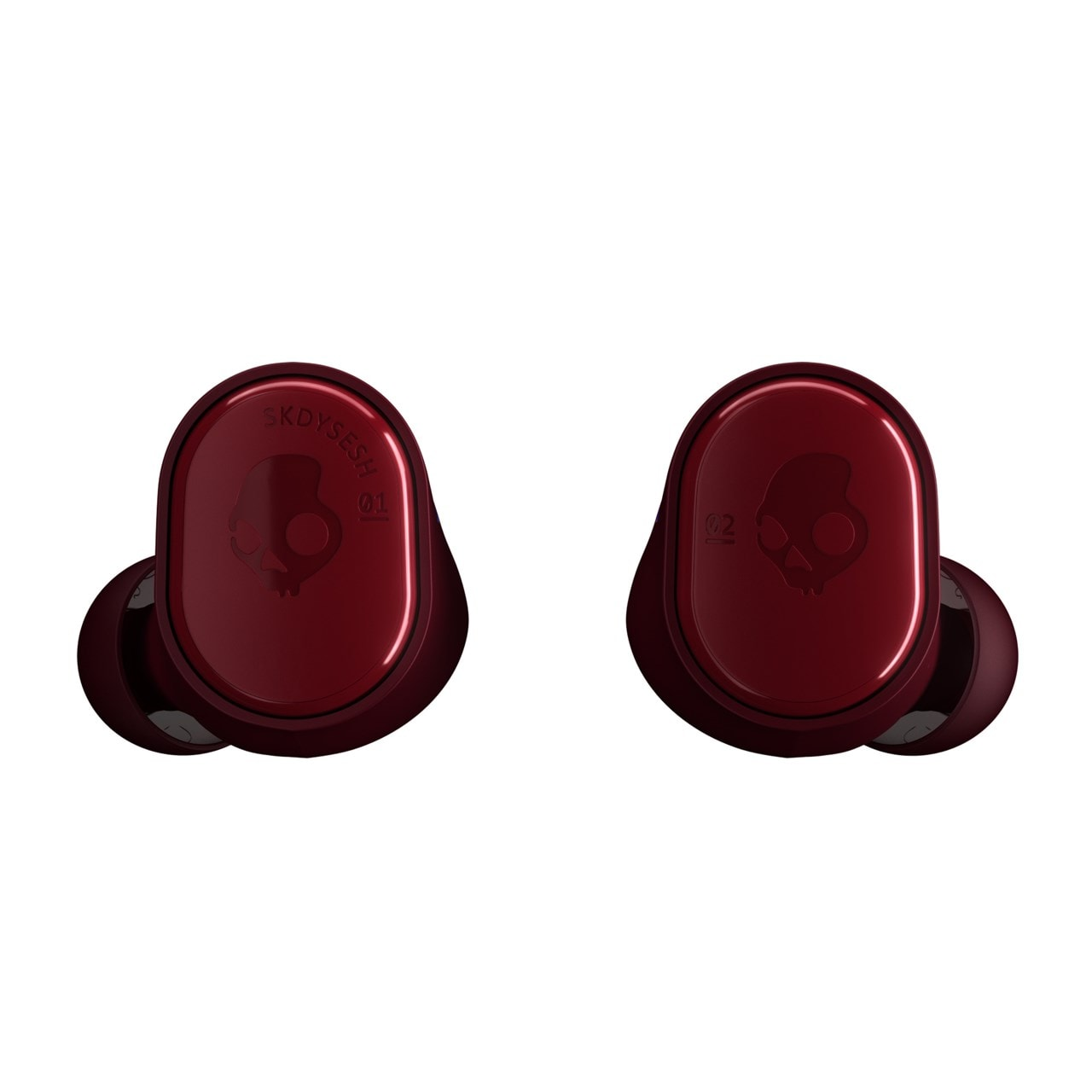 Skullcandy Sesh Moab Red True Wireless Bluetooth Earphones - 1
