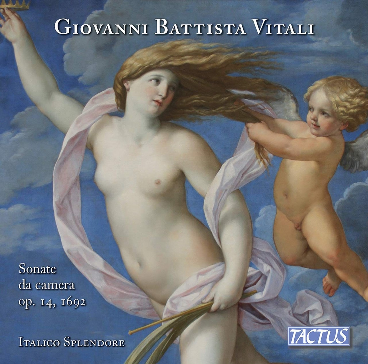 Giovanni Battista Vitali: Sonate Da Camera, Op. 14, 1962 - 1