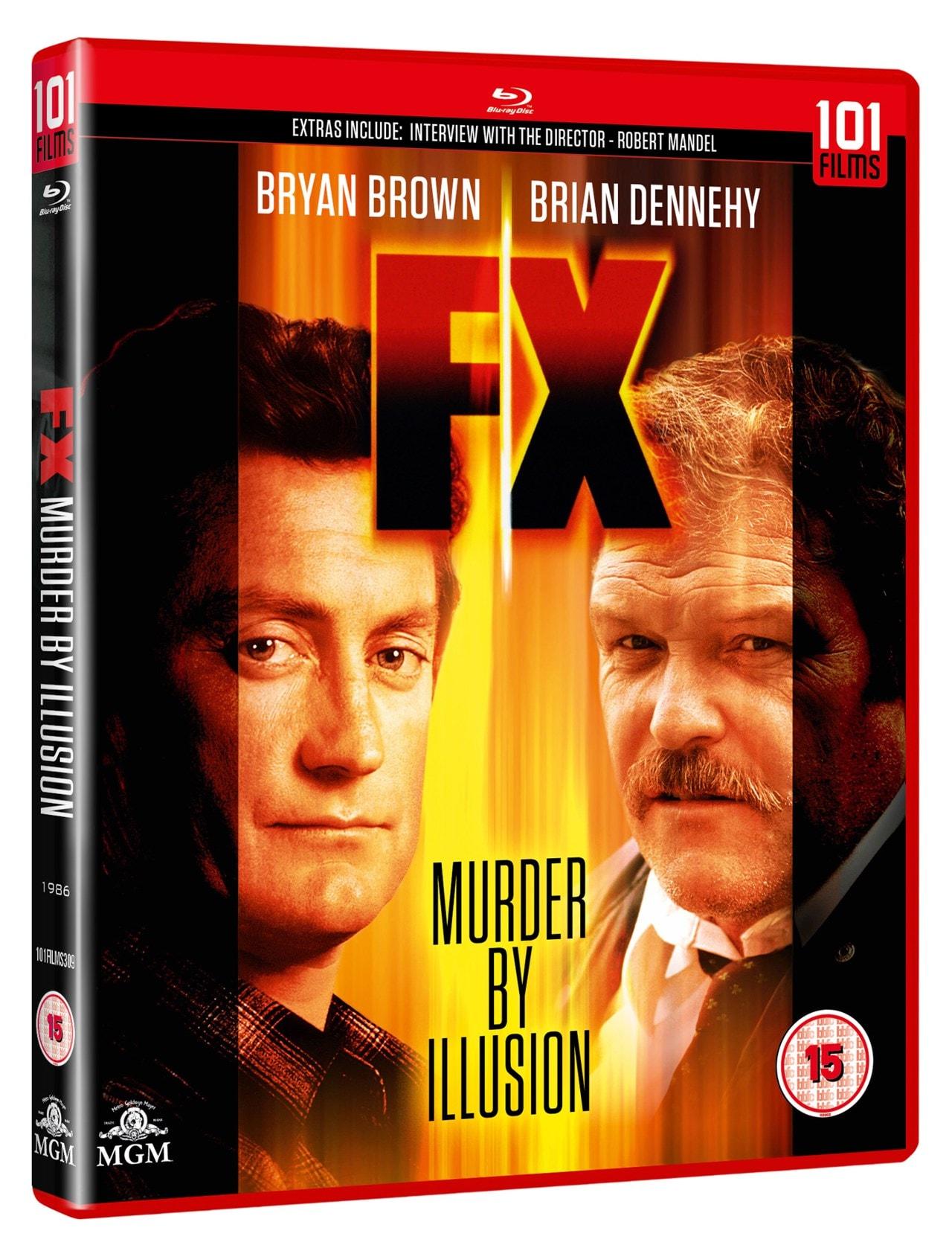 F/X - Murder By Illusion - 2