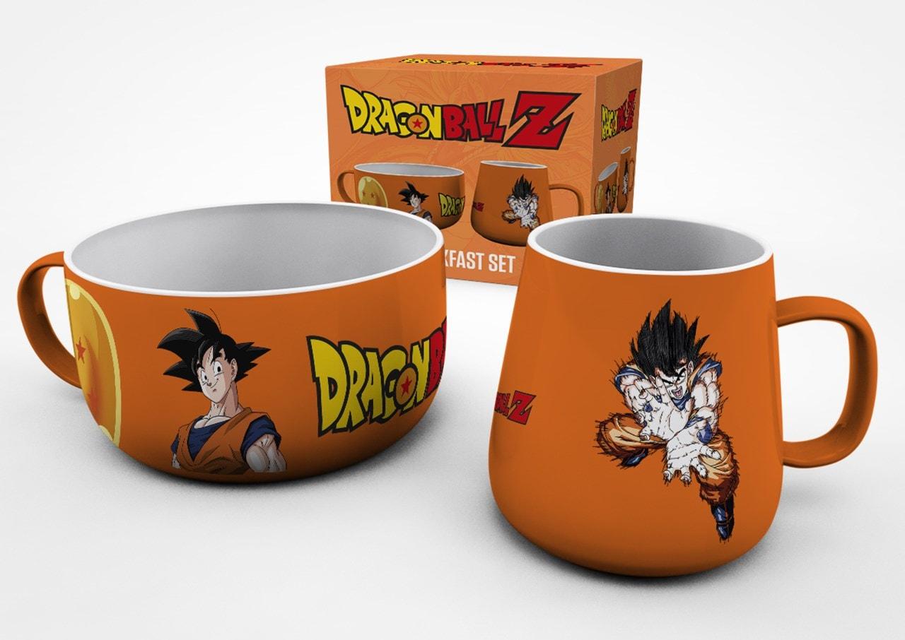 Dragon Ball Z (Goku) Breakfast Set - 1