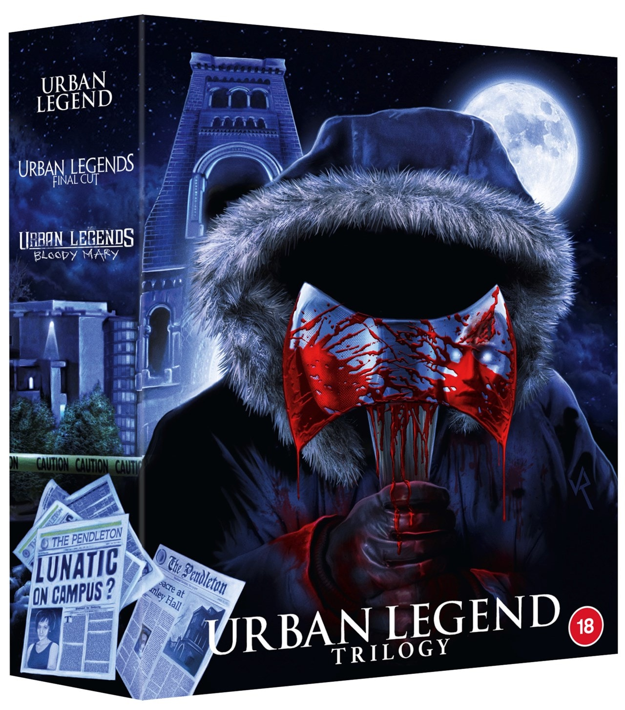 Urban Legend Trilogy Limited Edition - 4
