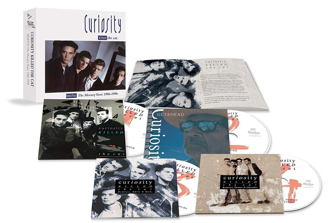 Misfits: The Mercury Years 1986-1990 - 2