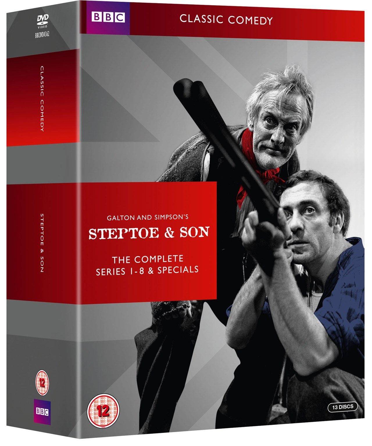 Steptoe & Son: The Complete Series 1-8 & Specials (hmv Exclusive) - 2