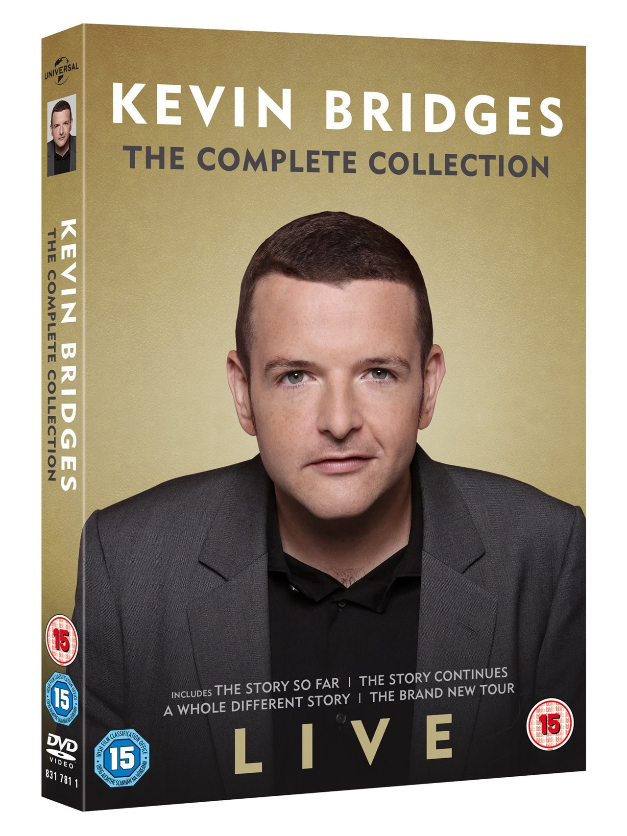 Kevin Bridges: The Complete Collection - 2