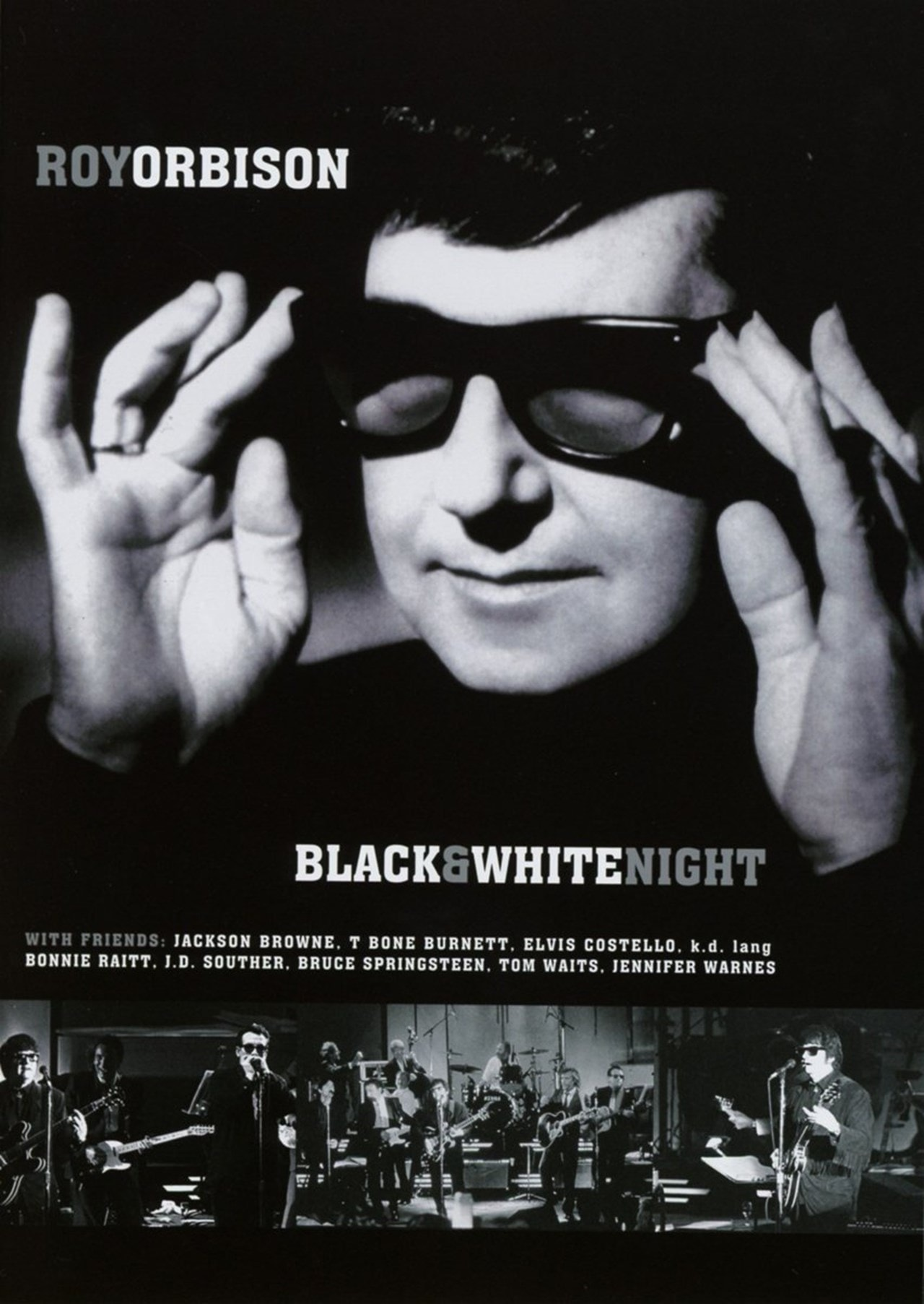 Roy Orbison: Black and White Night - 1
