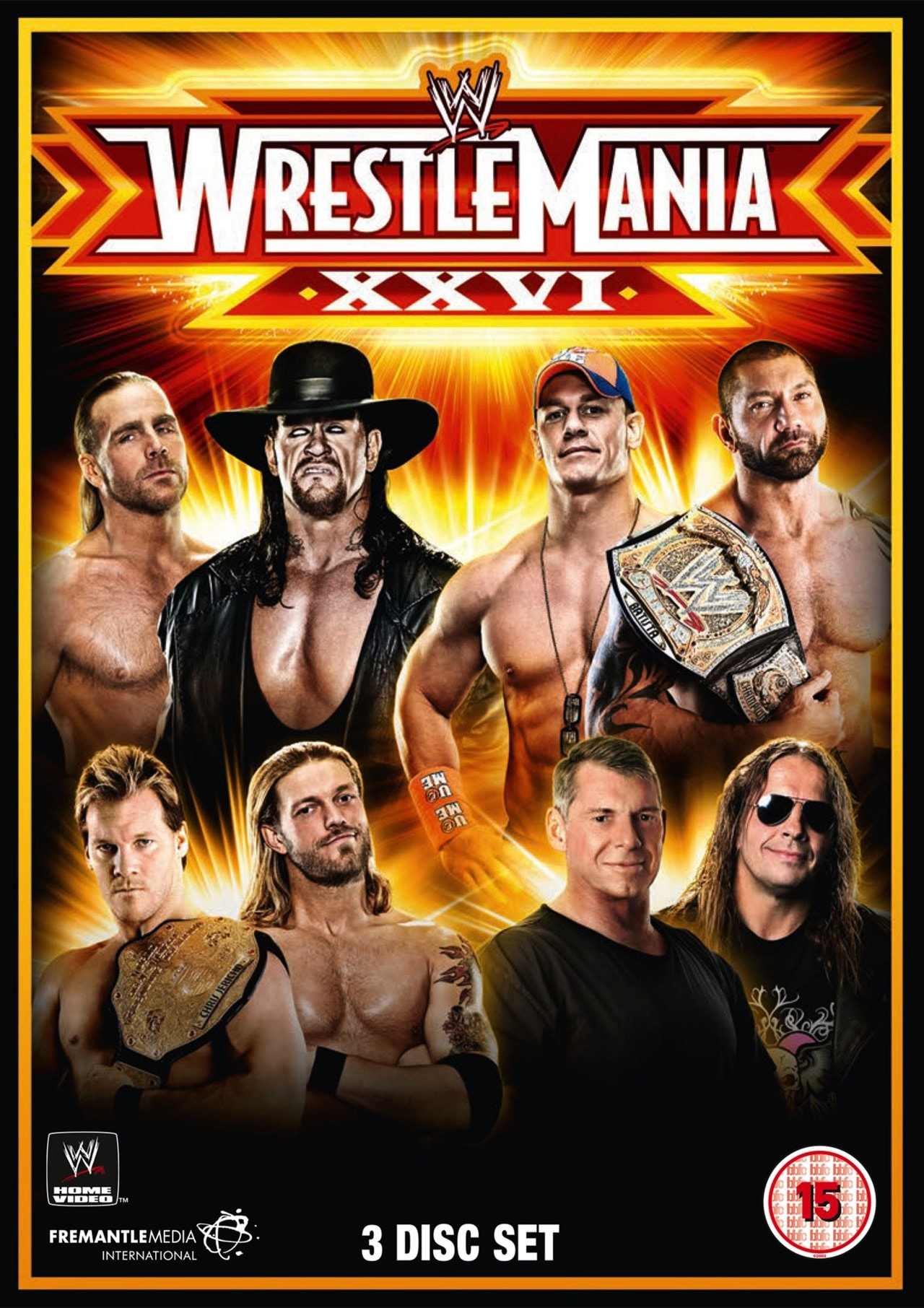 WWE: Wrestlemania 26 - 1