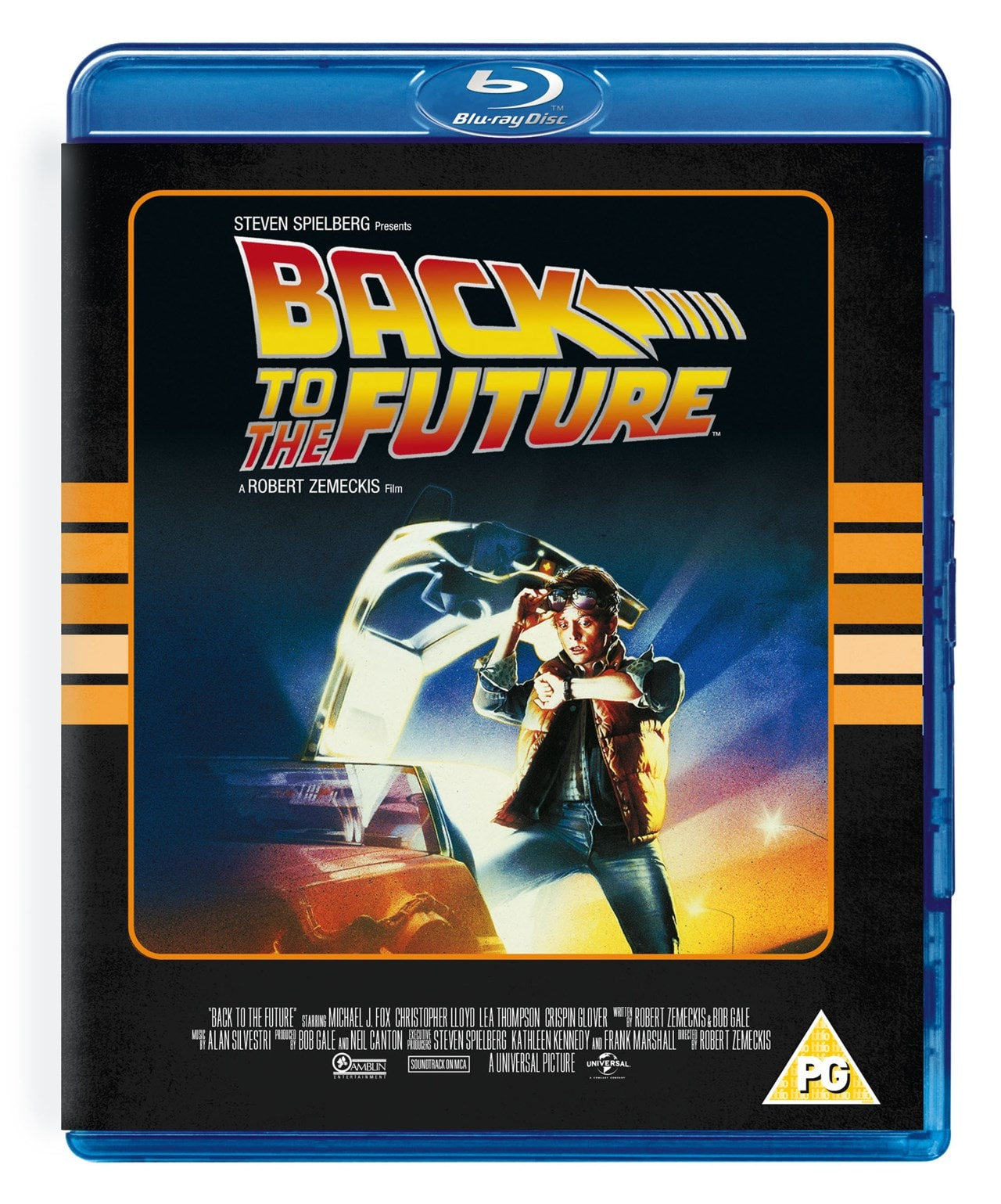 Back to the Future - Retro Classics (hmv Exclusive) - 1