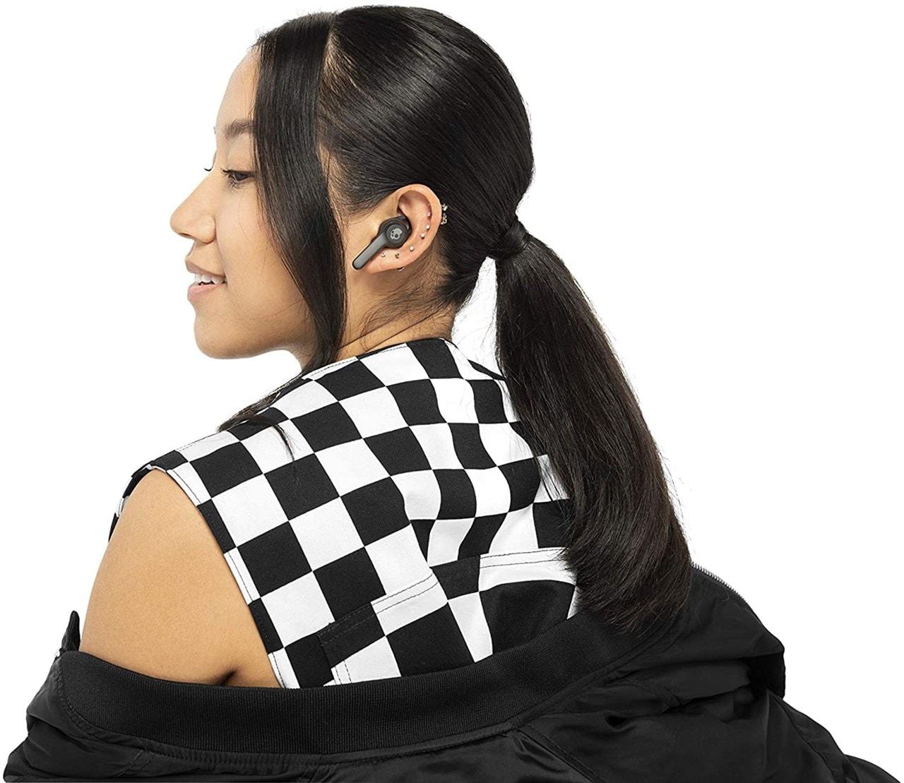 Skullcandy Indy Fuel True Black True Wireless Earphones - 5