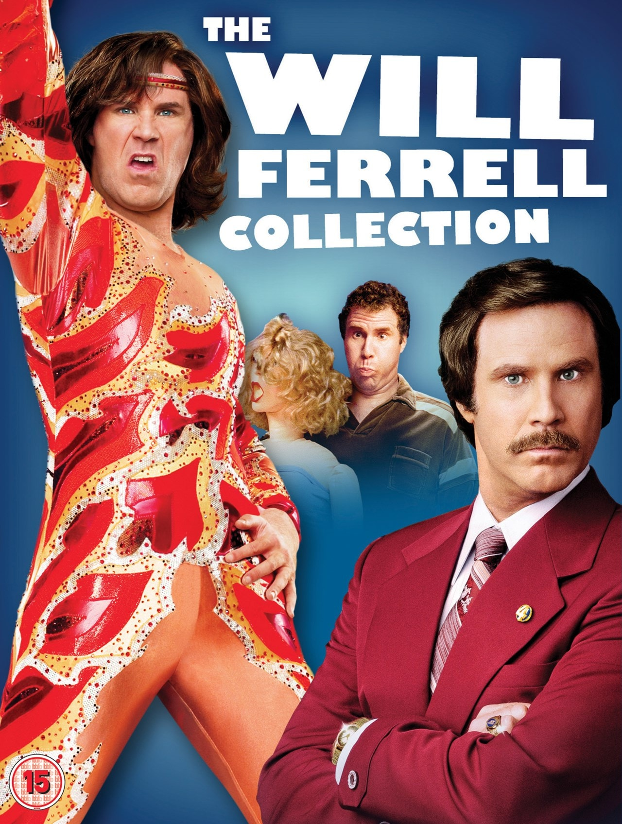 The Will Ferrell 4-film Collection - 1