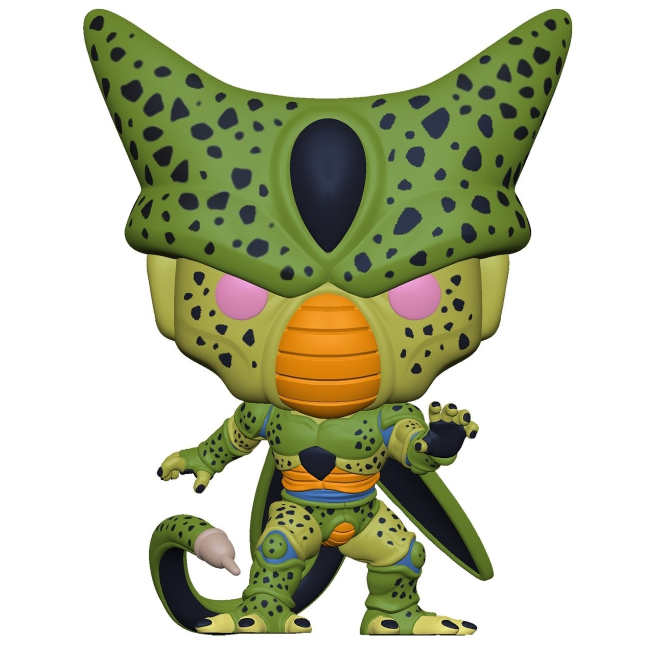 Cell (First Form) Dragon Ball (hmv Exclusive) Glow in the Dark Pop Vinyl - 1