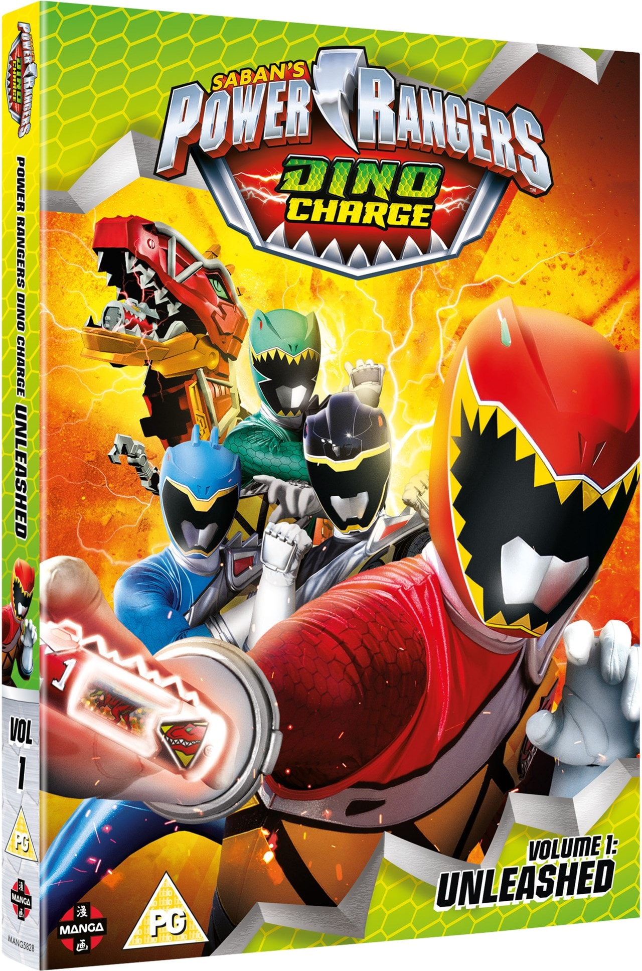Power Rangers Dino Charge: Volume 1 - Unleashed - 2