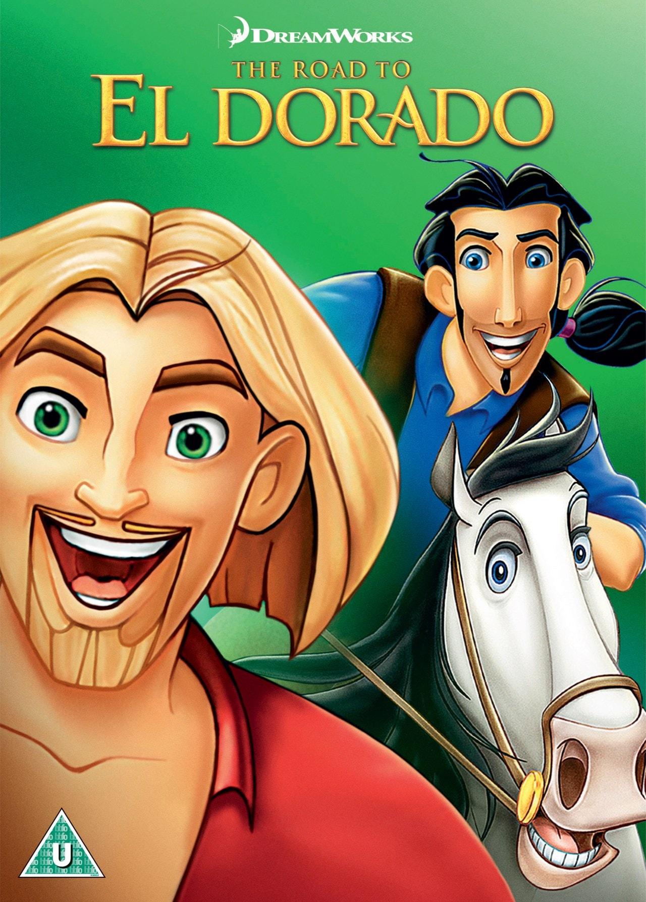 The Road to El Dorado - 1