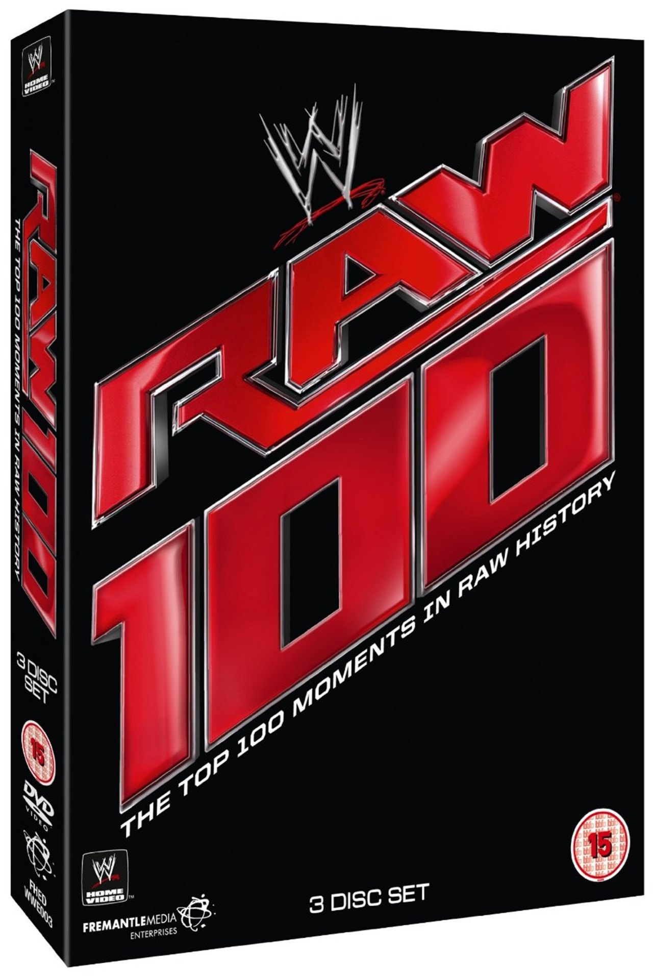 WWE: Raw - The Top 100 Moments in Raw History - 1