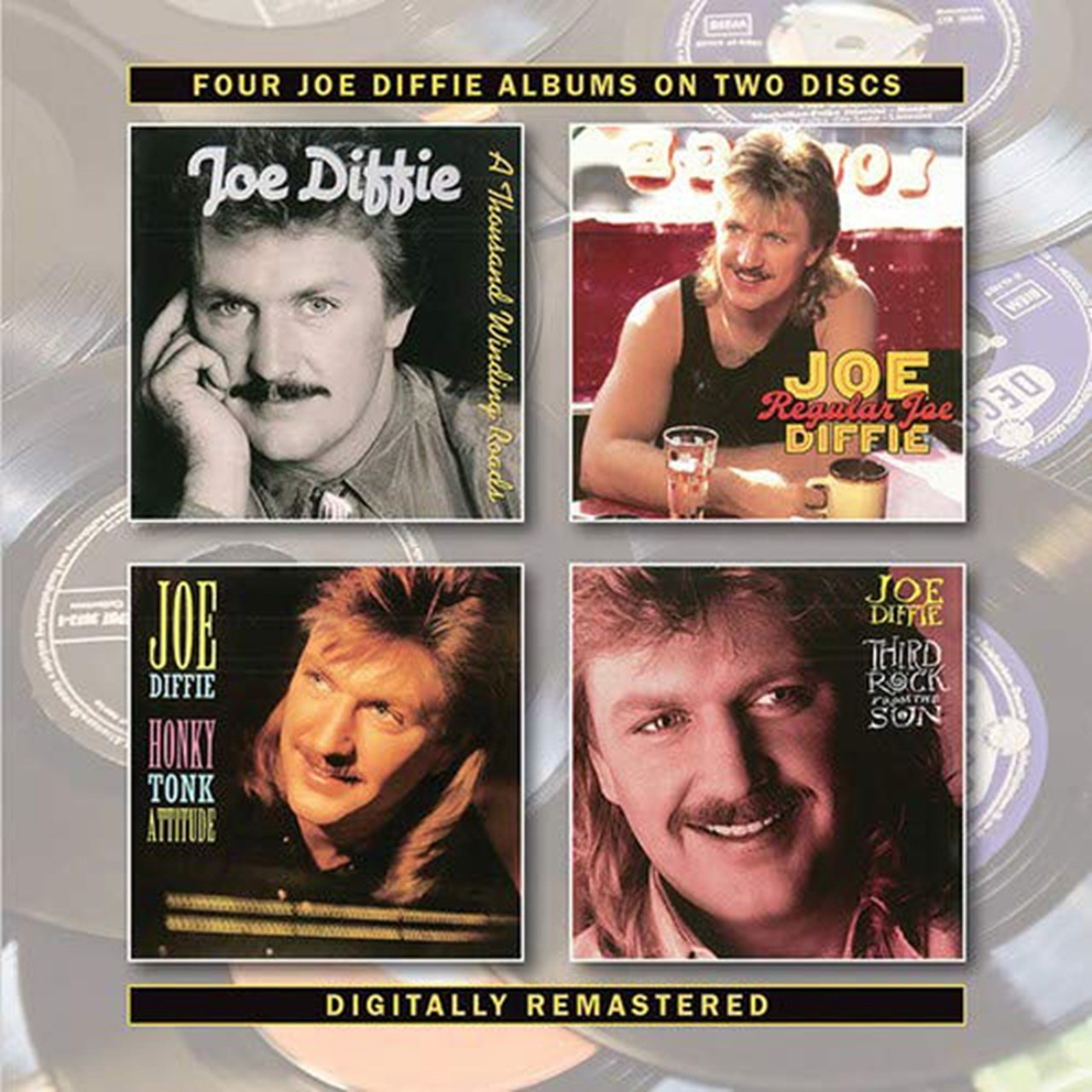 A Thousand Winding Roads/Regular Joe/Honky Tonk Attitude/... - 1