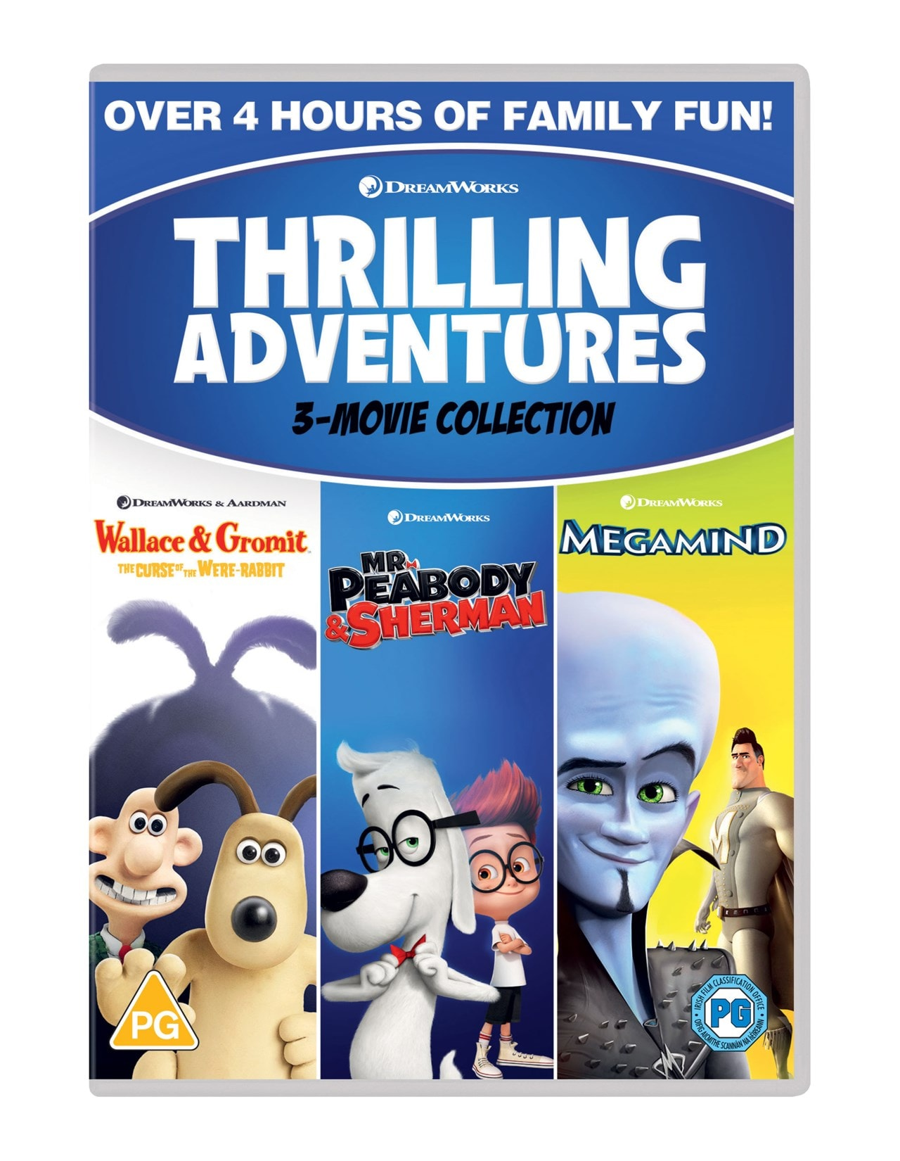 Thrilling Adventures: 3-movie Collection - 1