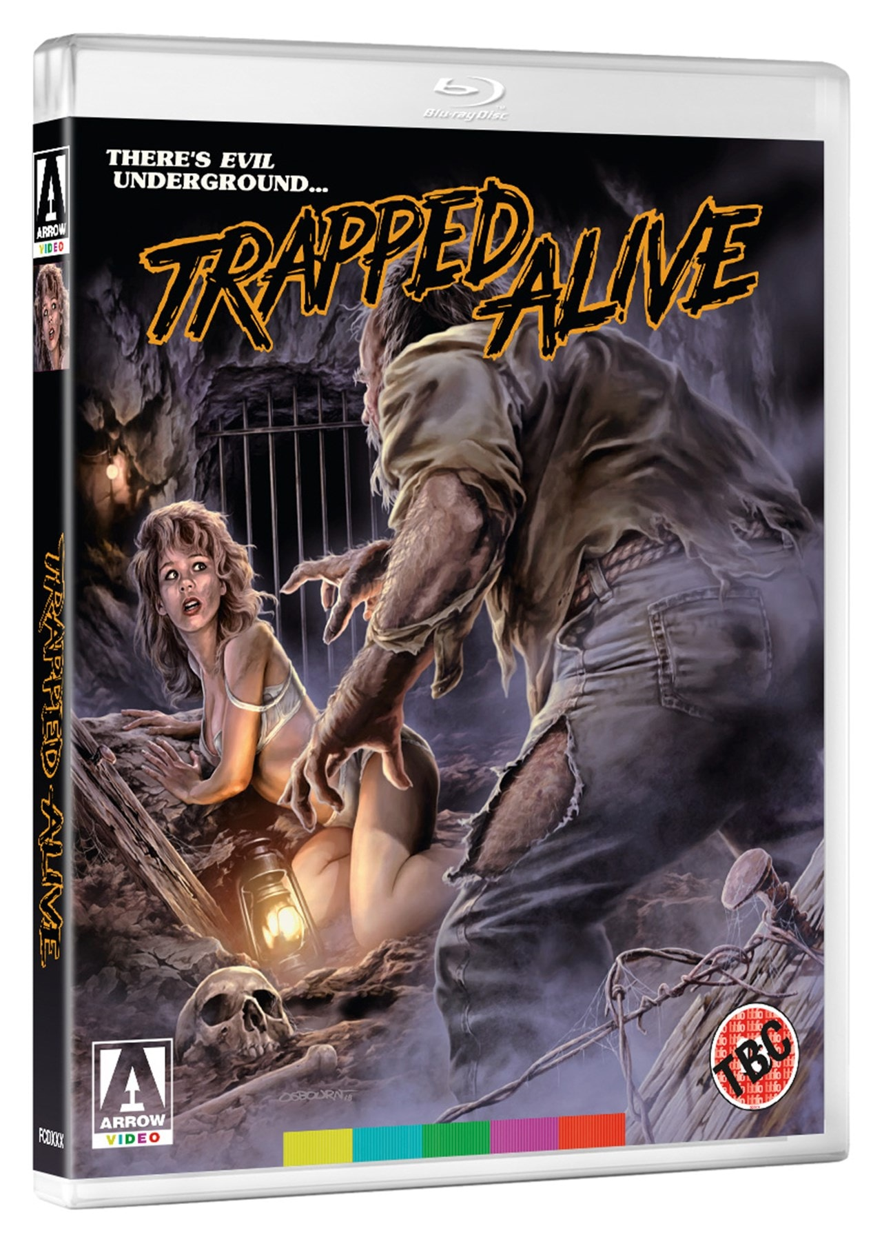 Trapped Alive - 2