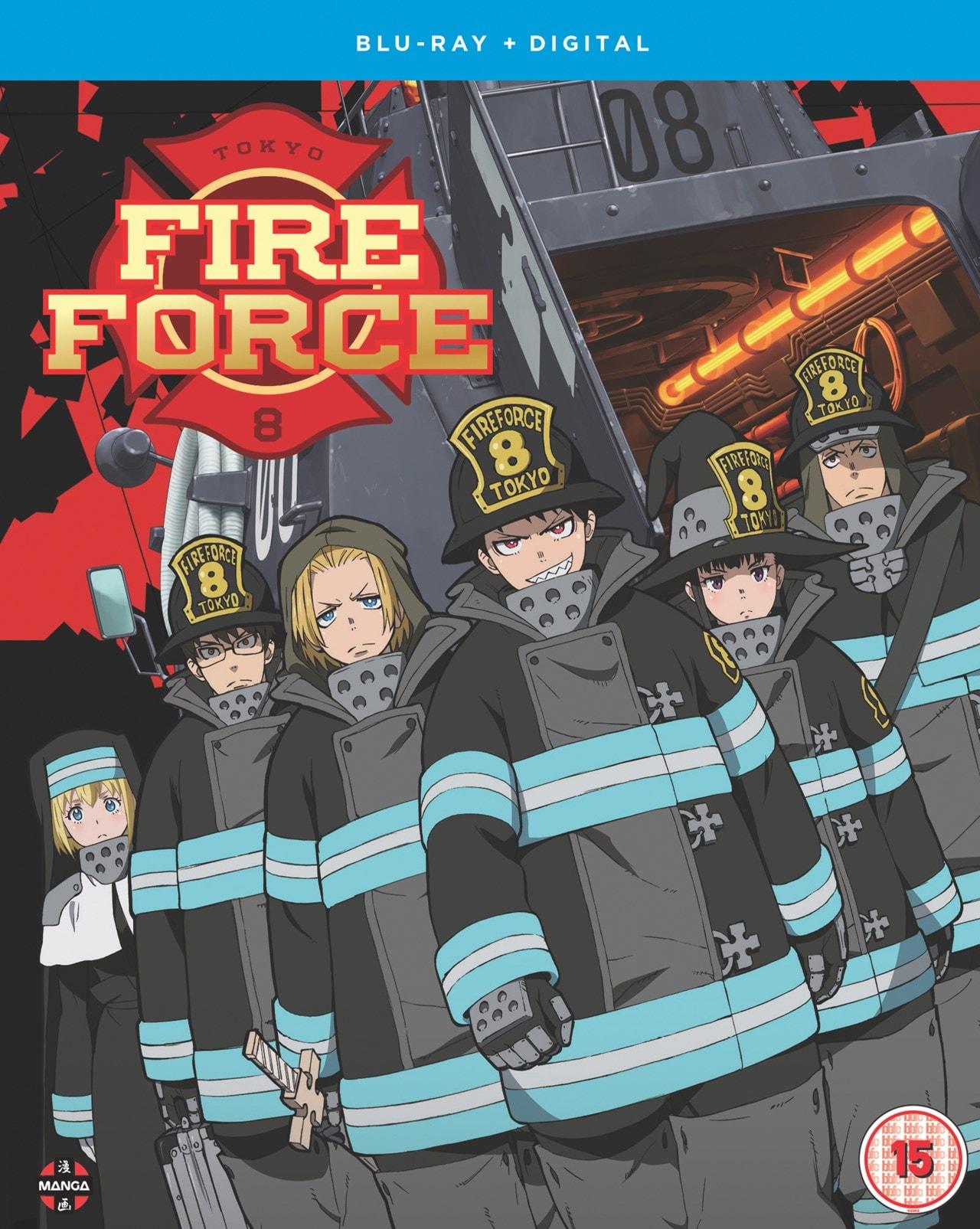 Fire Force: Season 1 - Part 1 - 1