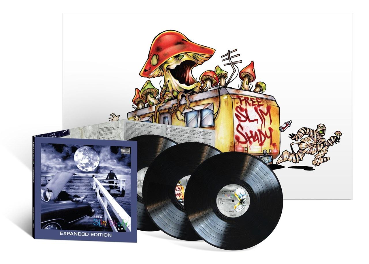 The Slim Shady LP - 1