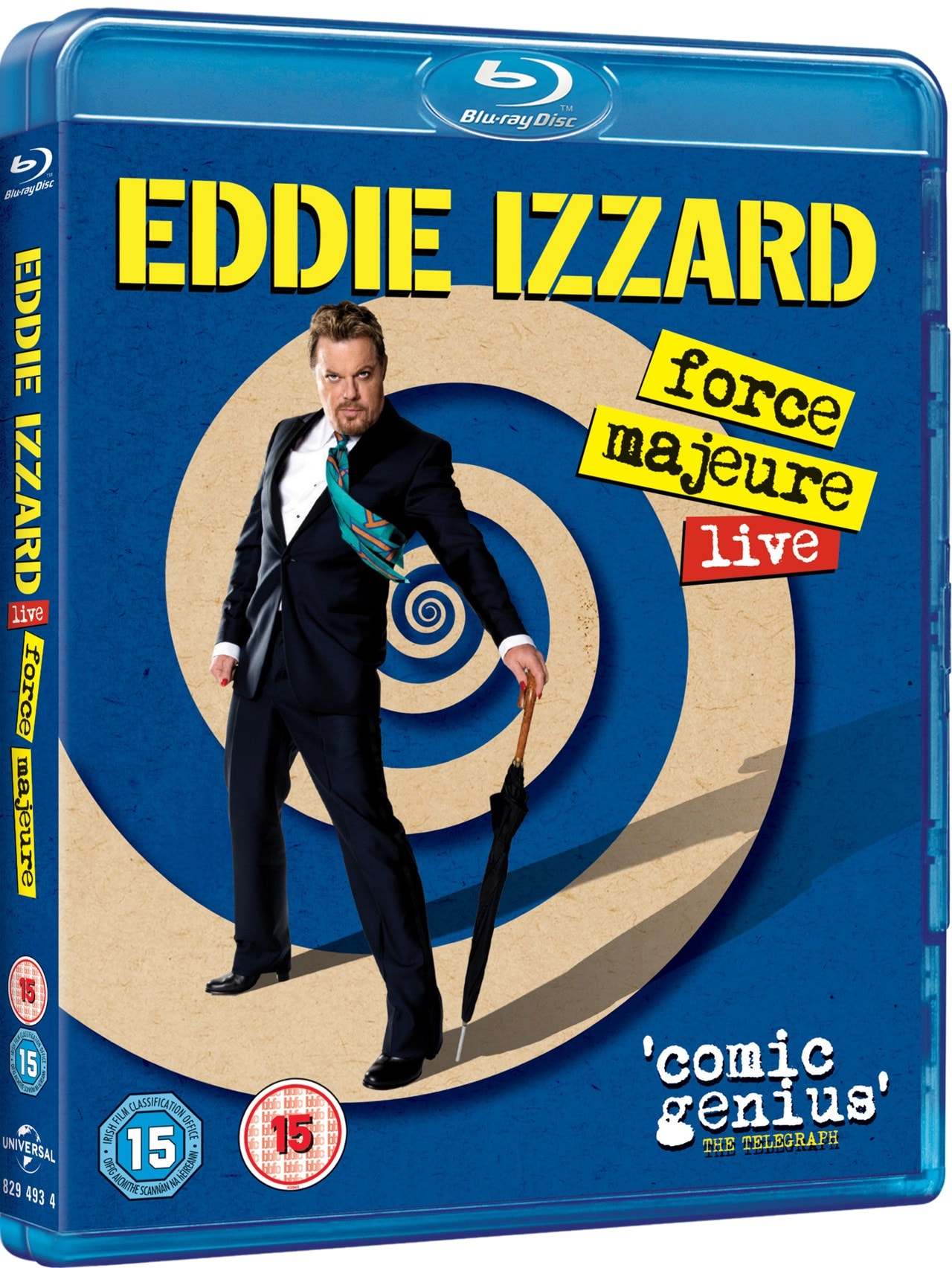 Eddie Izzard: Force Majeure - Live - 2