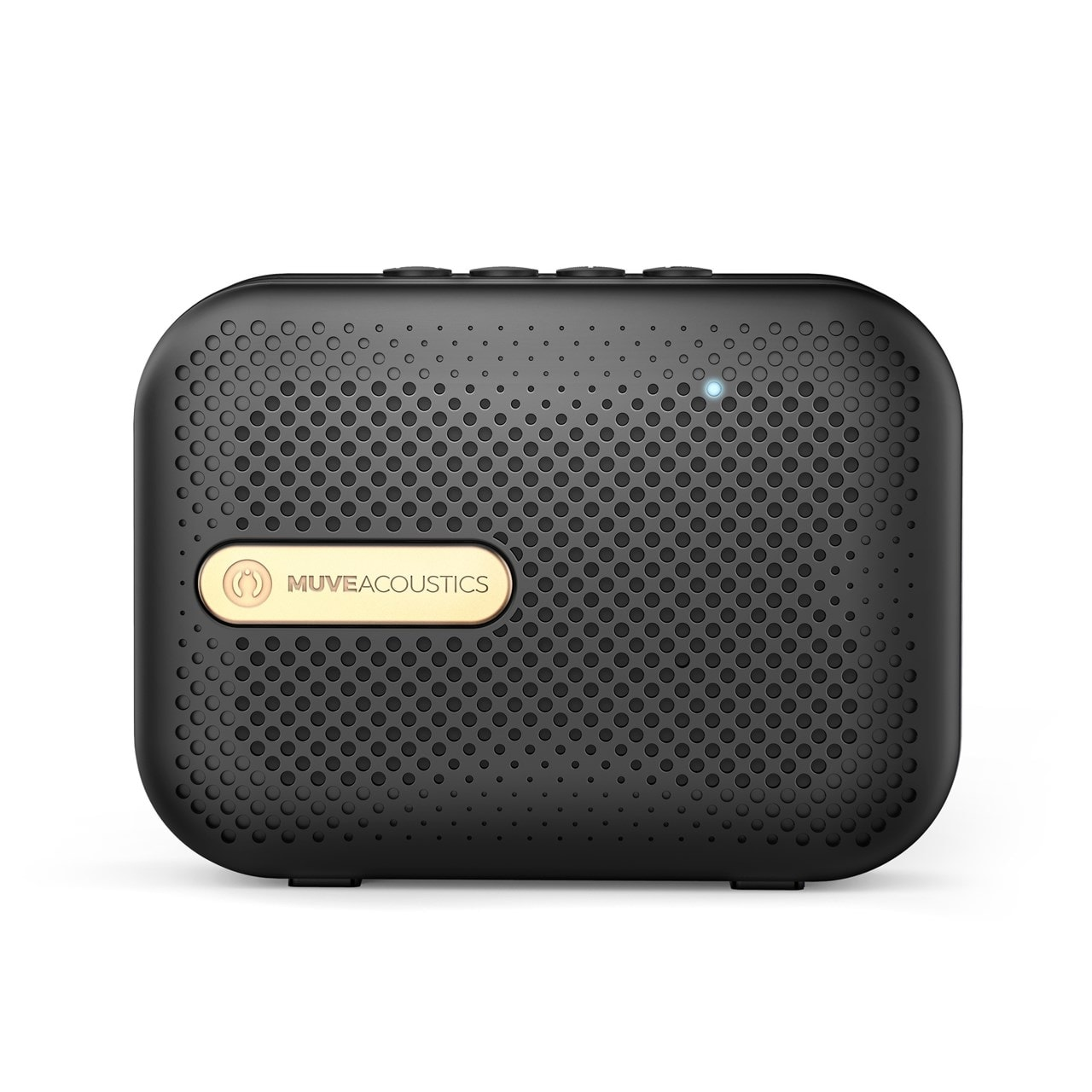 Muve Acoustic Box Black Bluetooth Speaker - 2