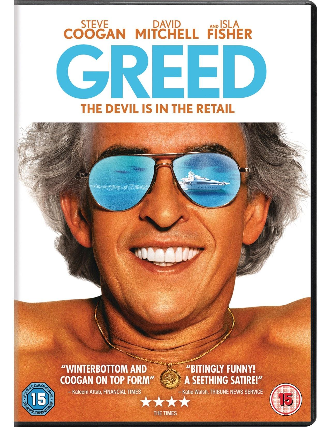 Greed - 1