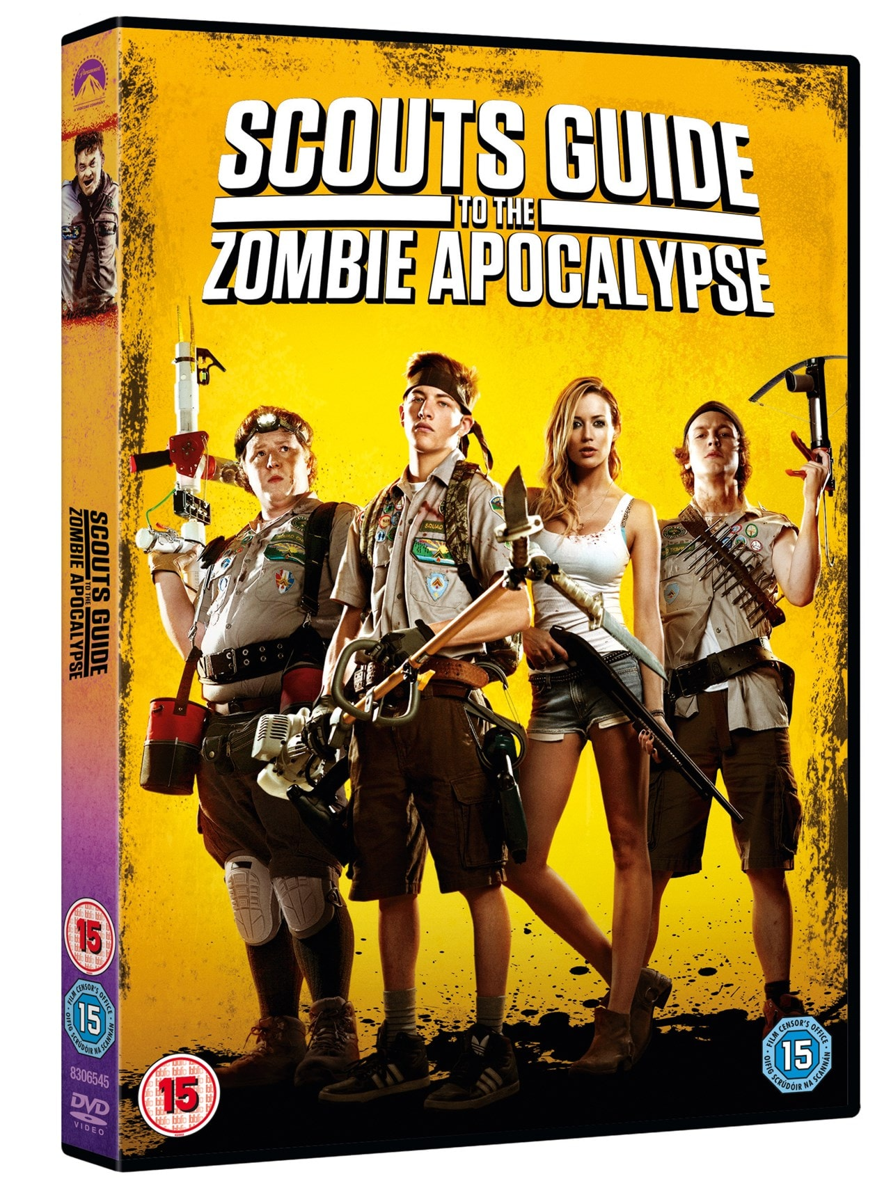 Scouts Guide to the Zombie Apocalypse - 2