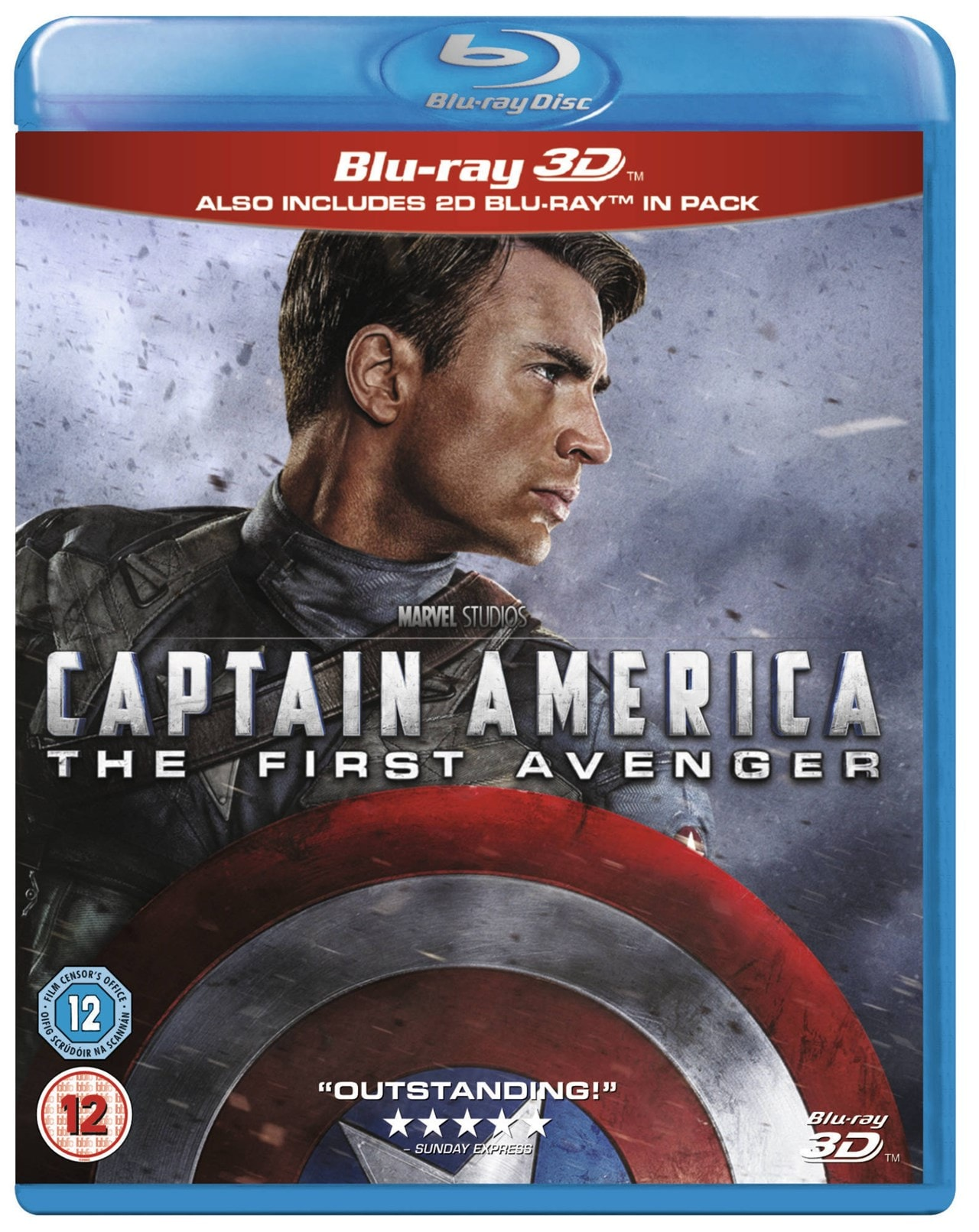 Captain America: The First Avenger - 1
