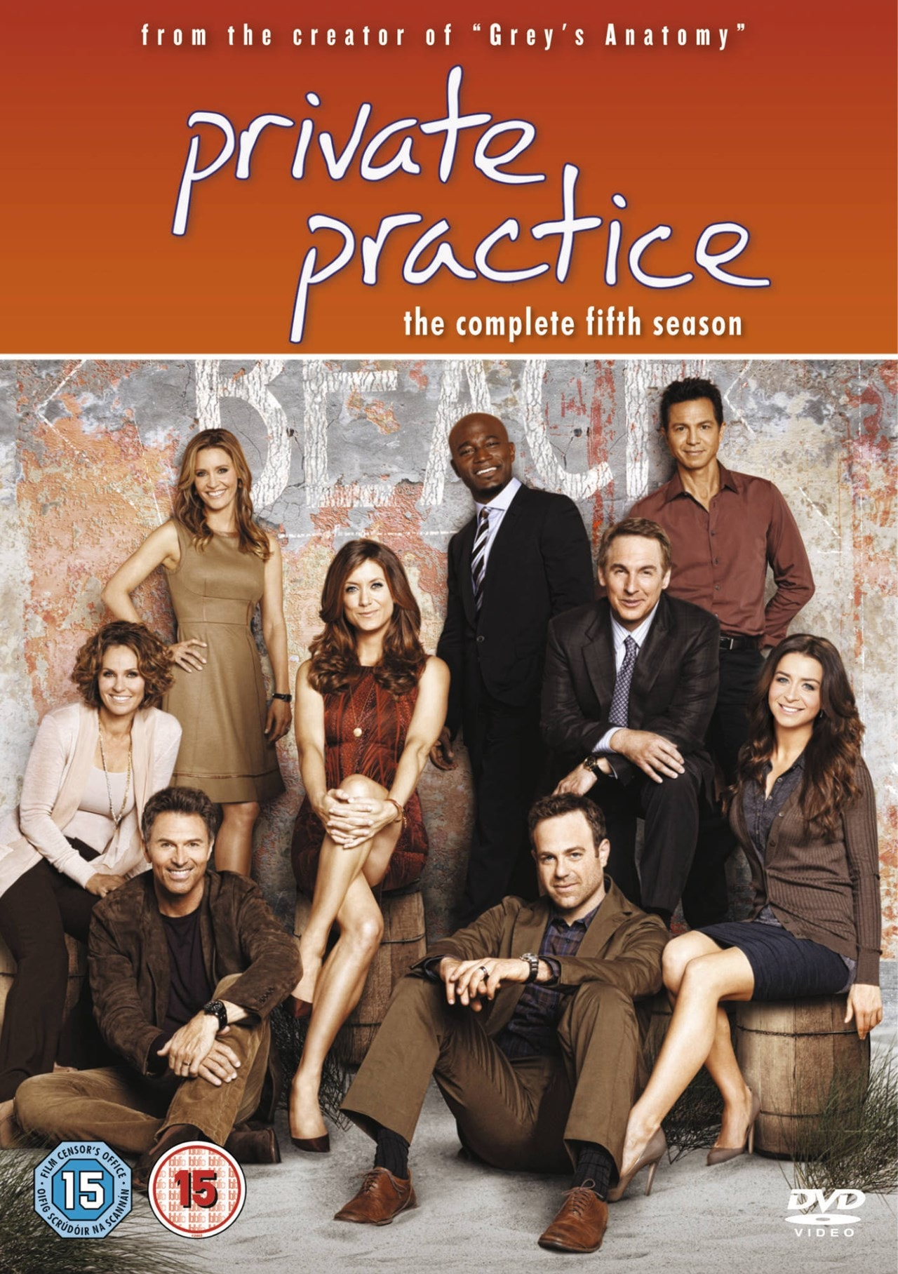 Private Practice: The Complete Fifth Season - 1