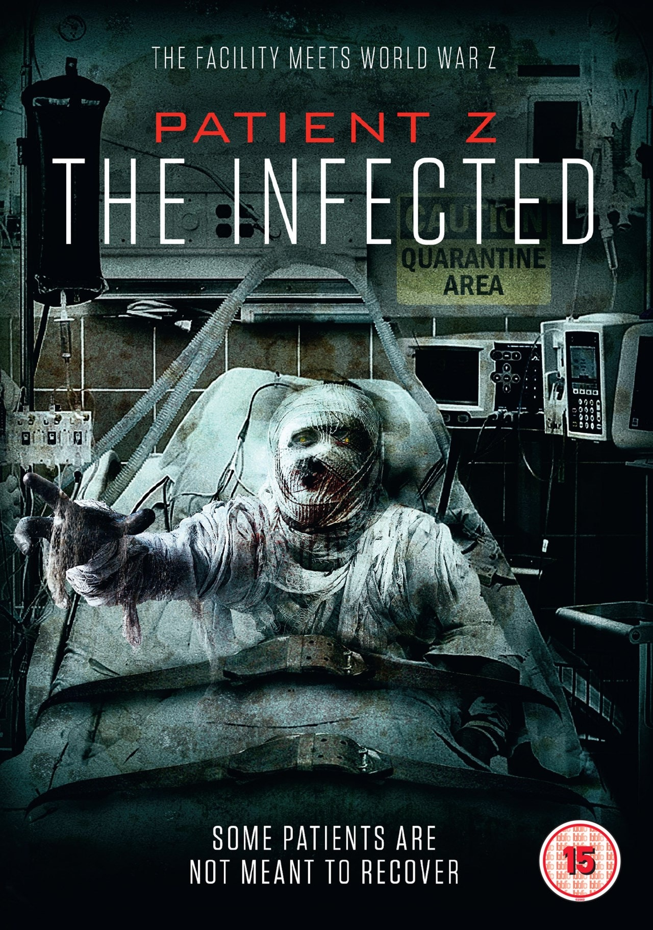 Patient Z - The Infected - 1