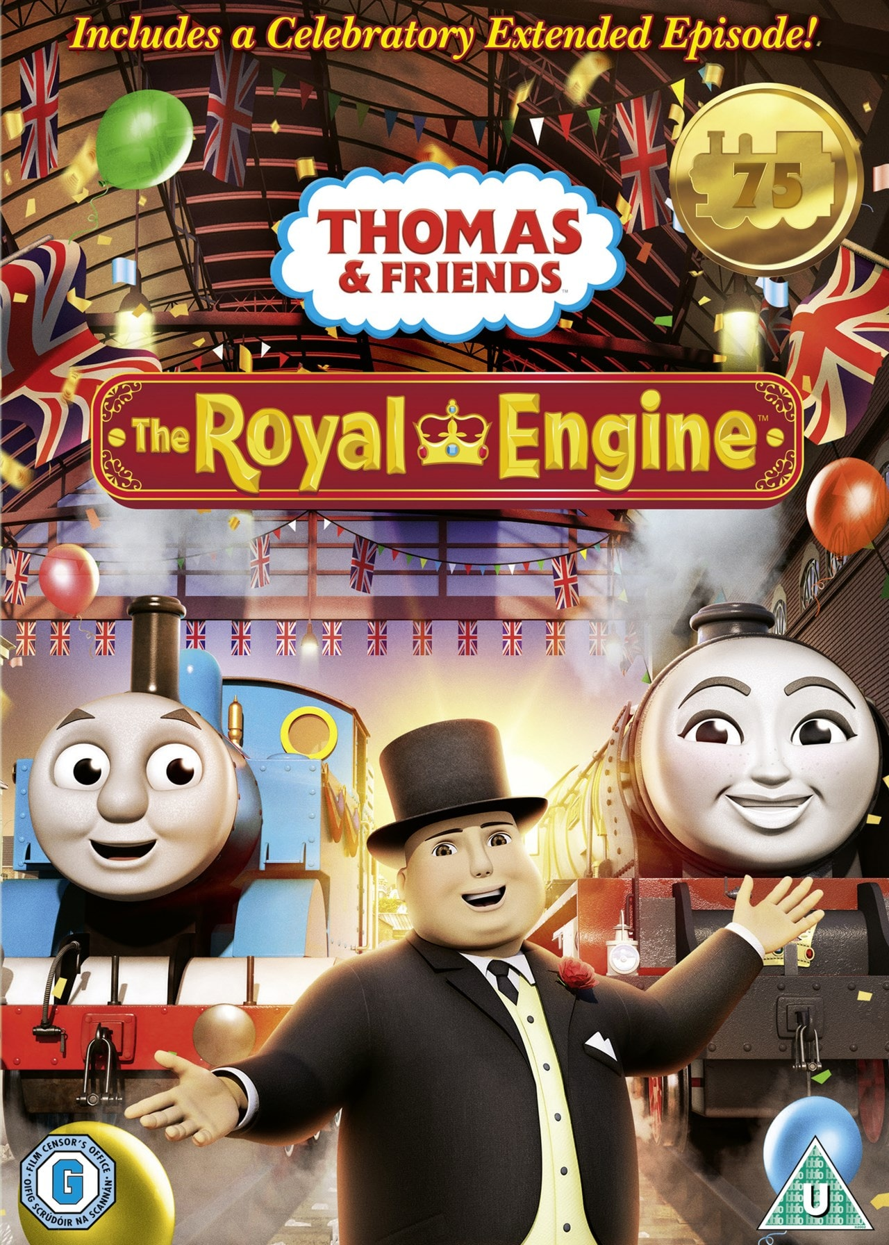 Thomas & Friends: The Royal Engine - 1