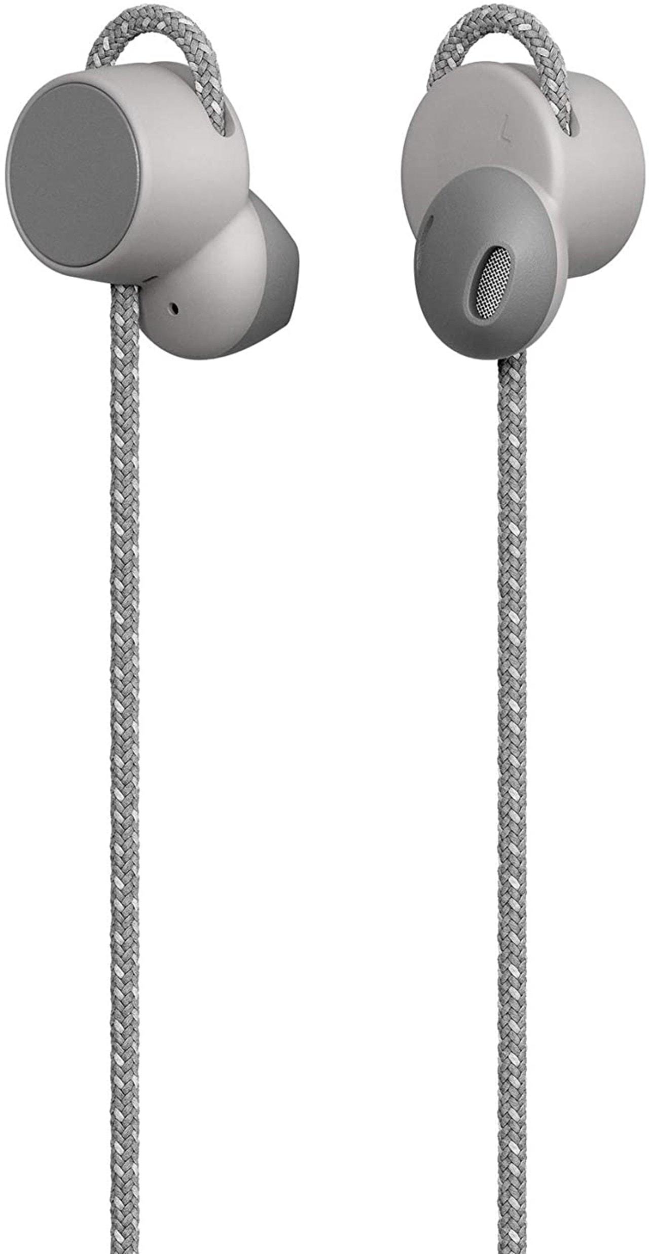 Urbanears Jakan Ash Grey Bluetooth Earphones - 3
