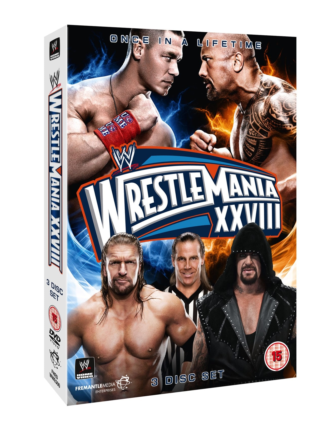 how to get wrestlemania 28 for free
