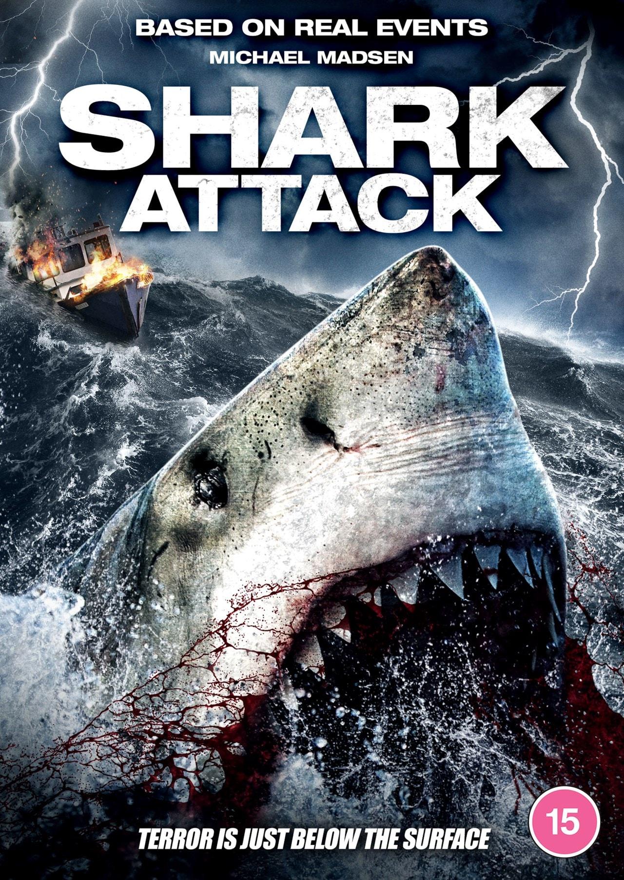 Shark Attack - 1